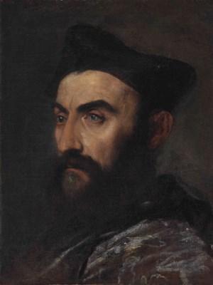 Tiziano Vecellio, called Titia