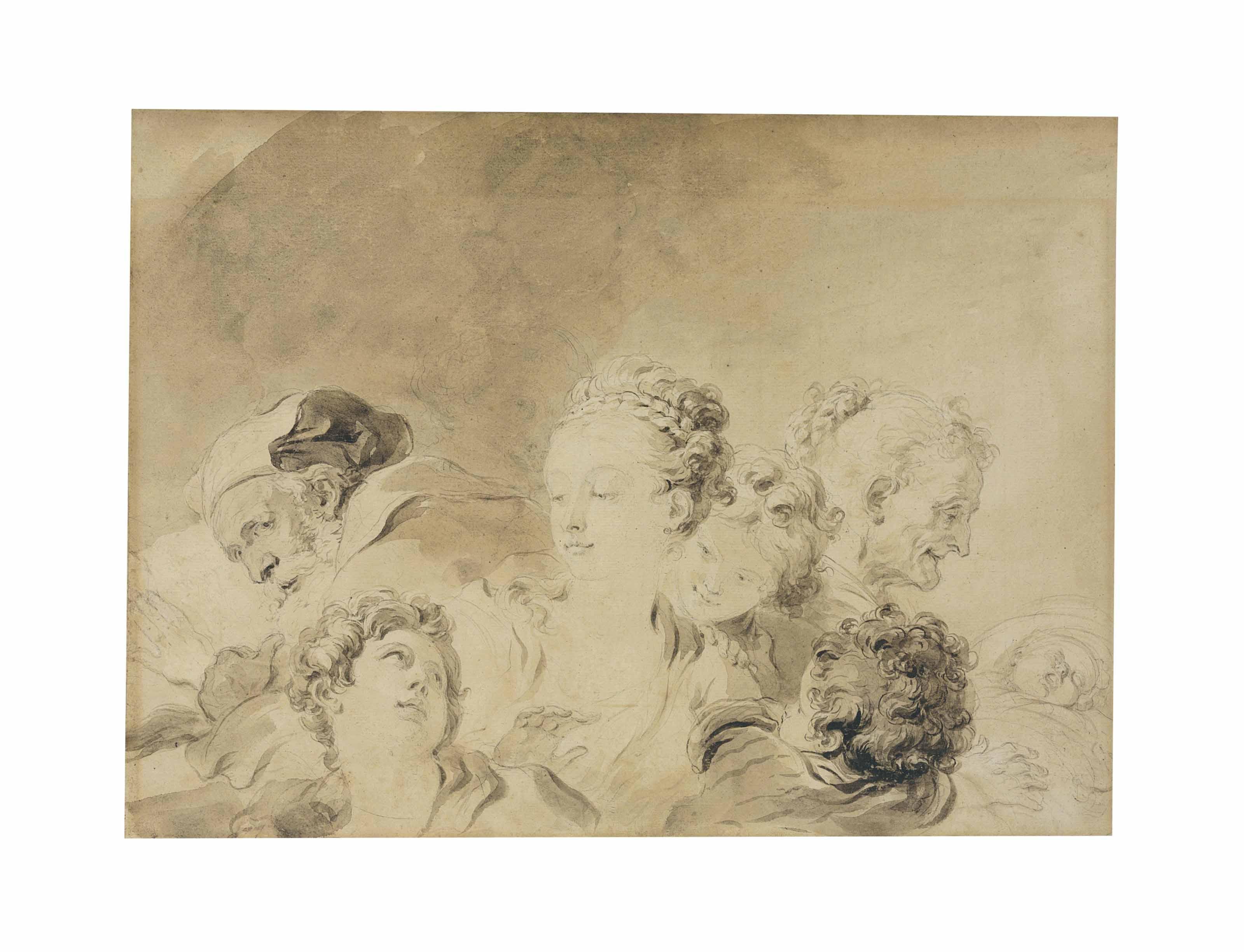 Les Sept Ages de la Vie (The Seven Ages of Life)