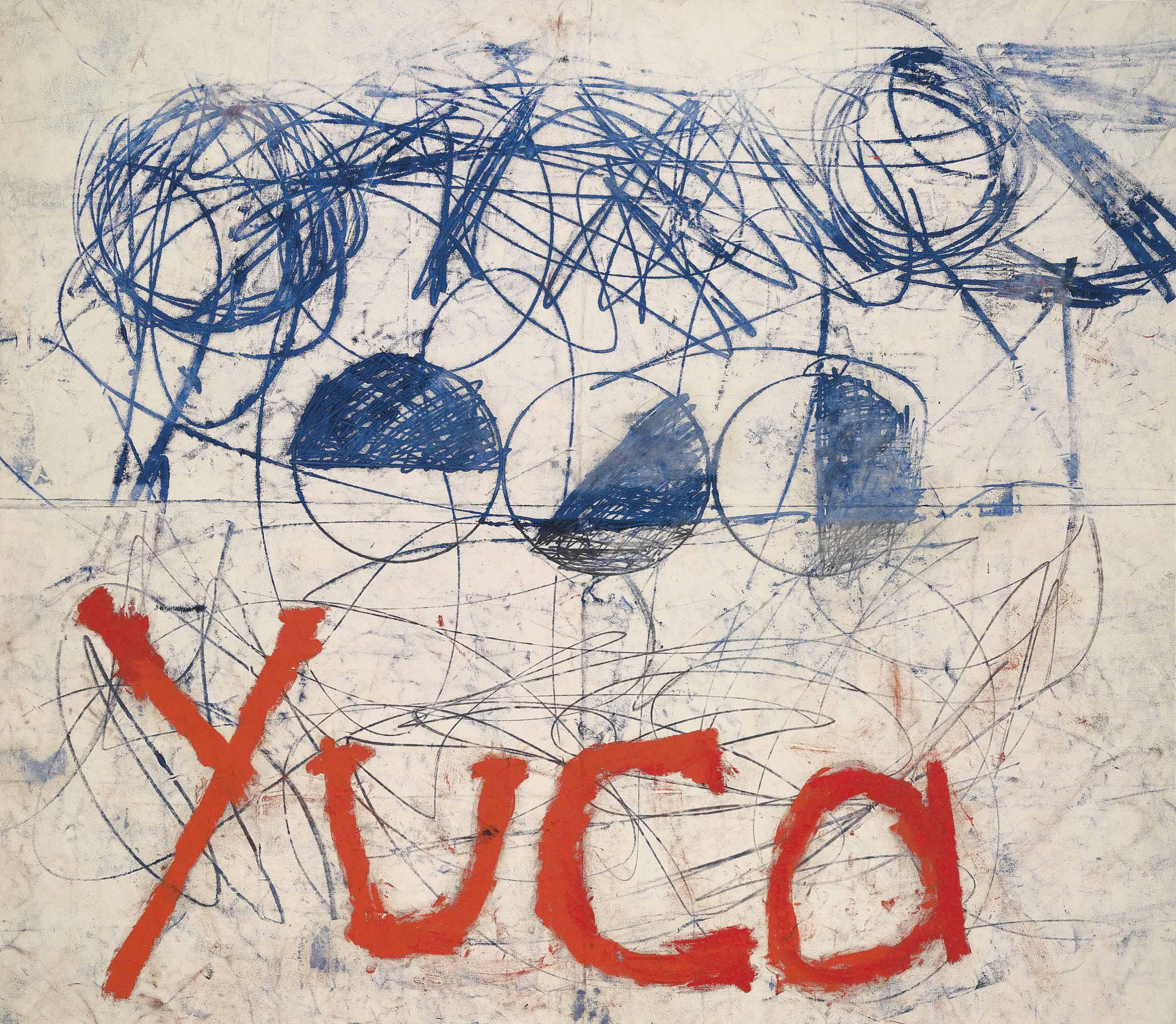 Untitled (Yuca)