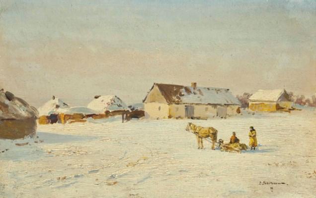 Ivan Pokhitonov (1850-1923)