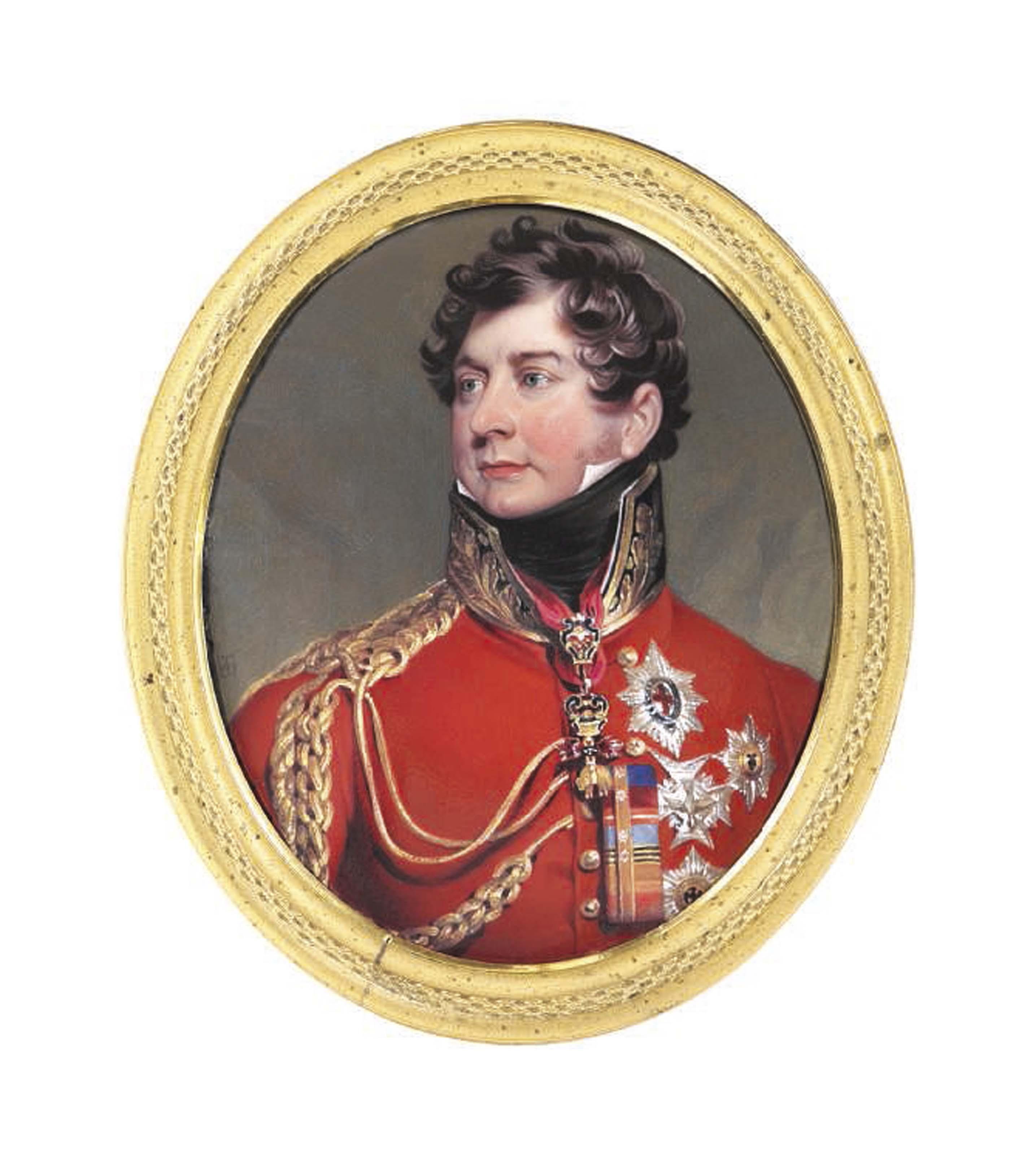 HENRY BONE, R.A. (BRITISH, 1755-1834), AFTER SIR THOMAS LAWRENCE, P.R.A. (BRITISH, 1769-1830)