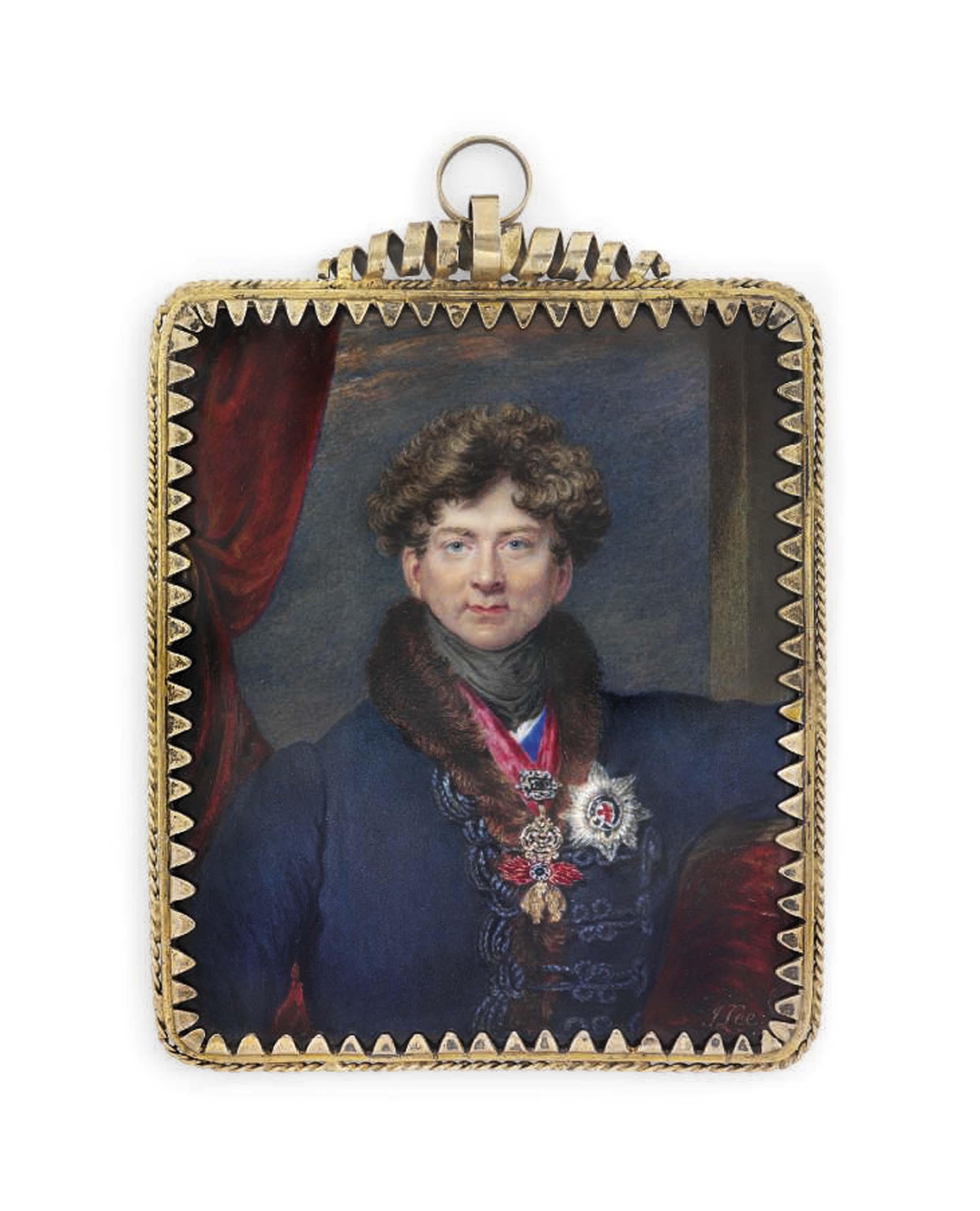 JOSEPH LEE (BRITISH, 1780-1859) AFTER SIR THOMAS LAWRENCE, P.R.A. (BRITISH, 1769-1830)
