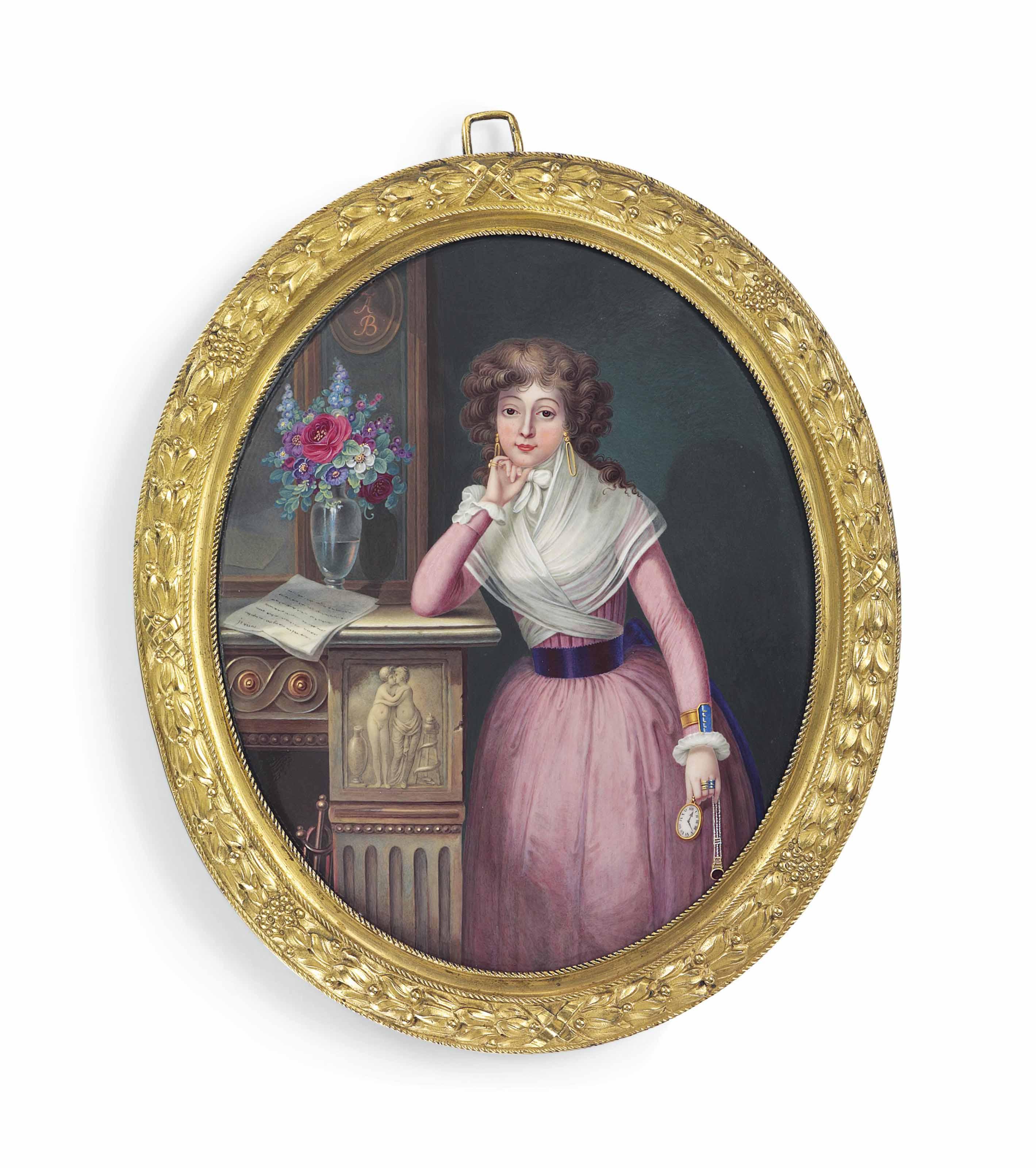 WILLIAM HOPKINS CRAFT (BRITISH, C. 1730/35-1811)