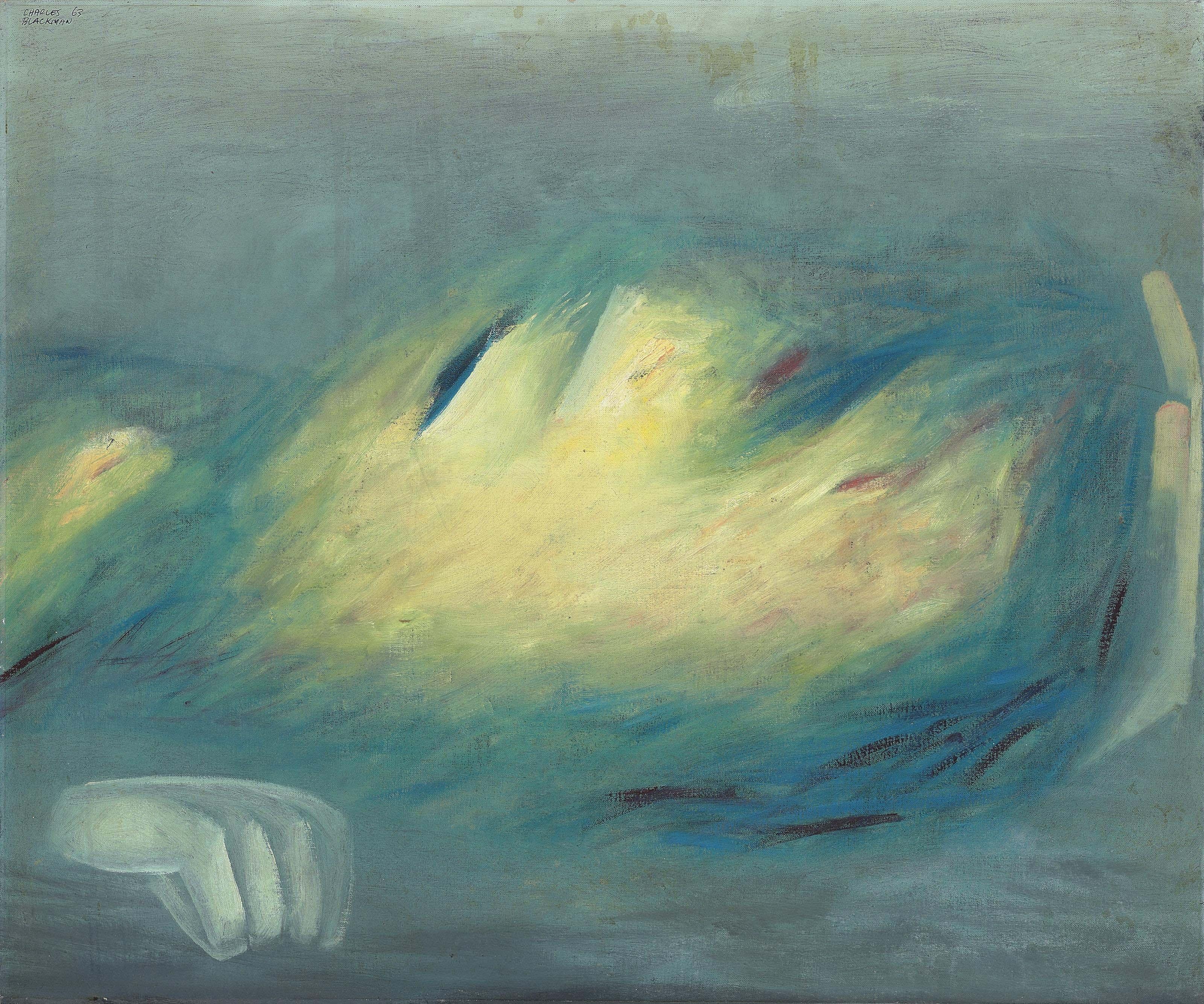Sleeping Head