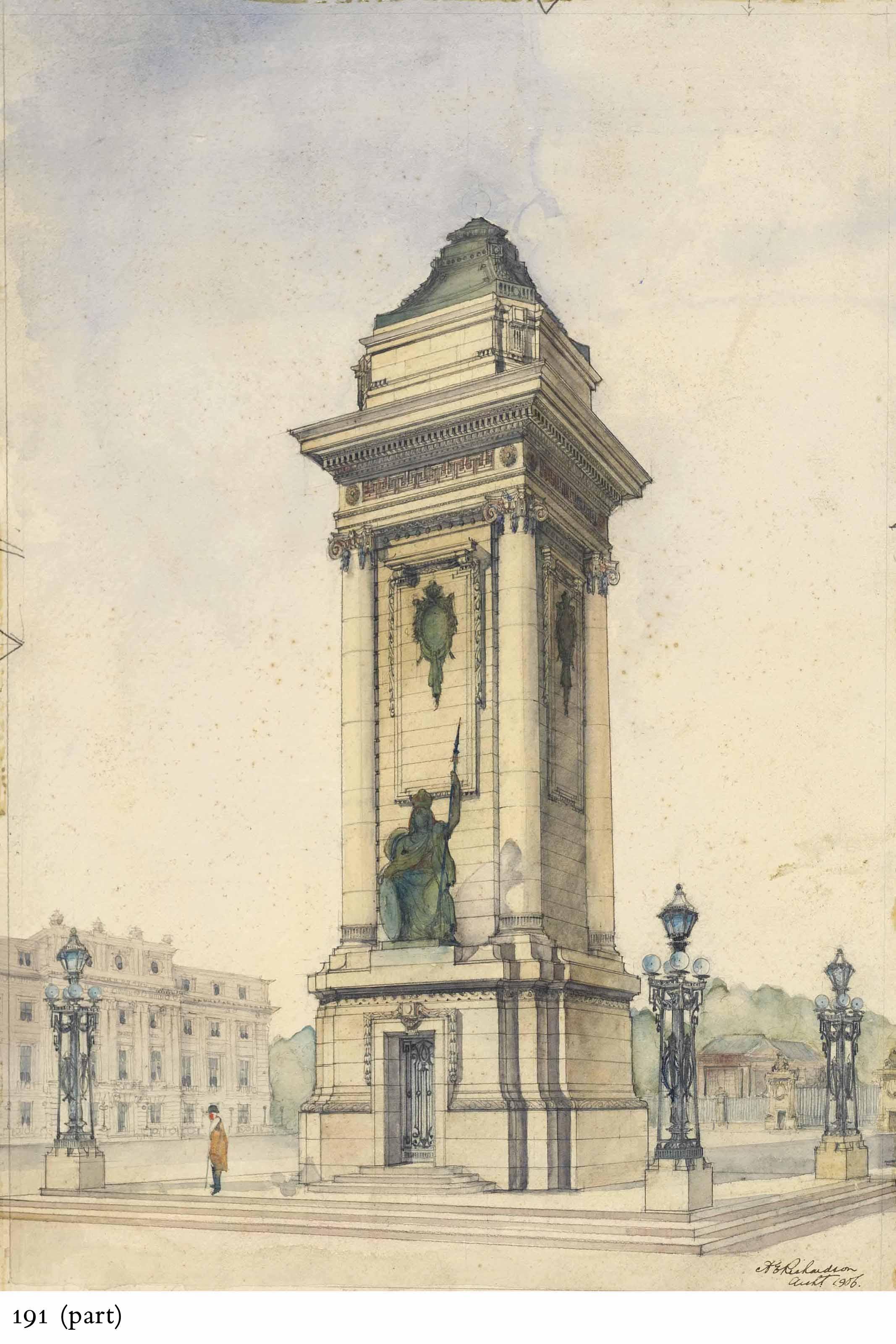 A Design for a public monument