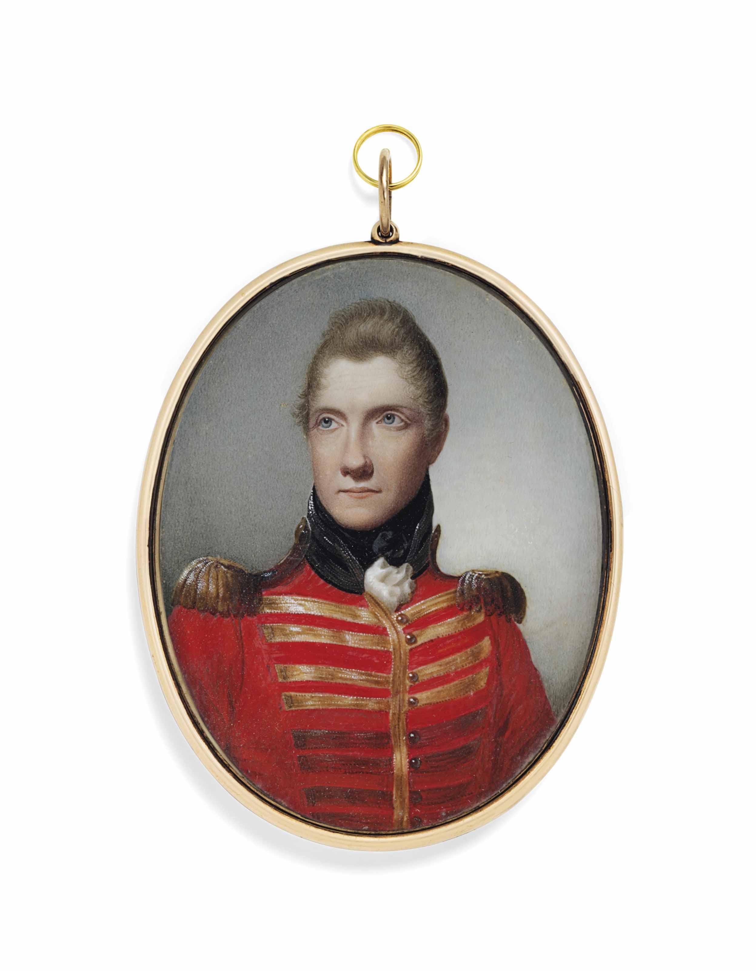 ALEXANDER GALLAWAY (SCOTTISH, FL. C. 1794 - C. 1812)