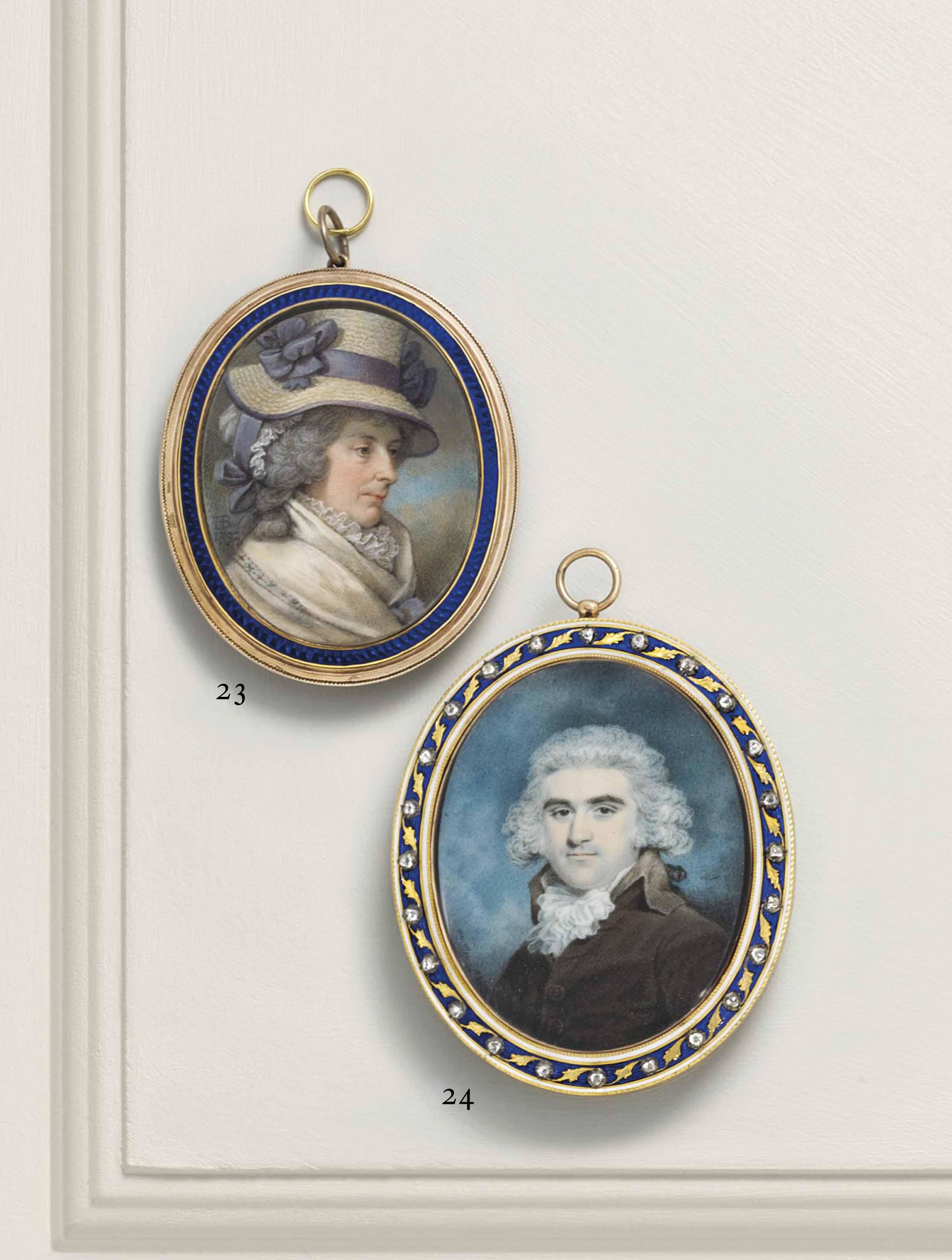 PETER PAILLOU (BRITISH, FL. C. 1757 - AFTER 1831)