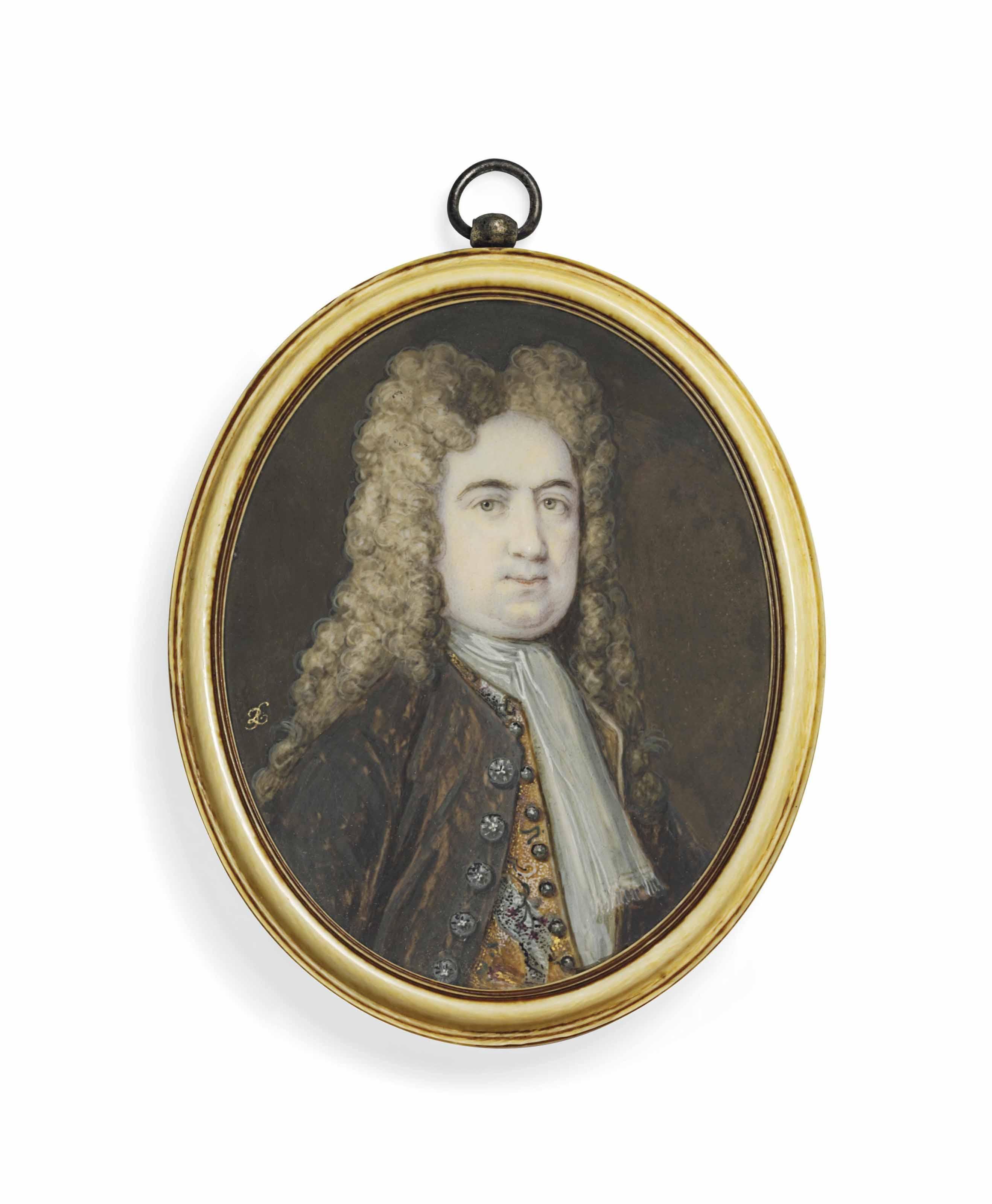 BERNARD LENS (BRITISH, 1682-1740)