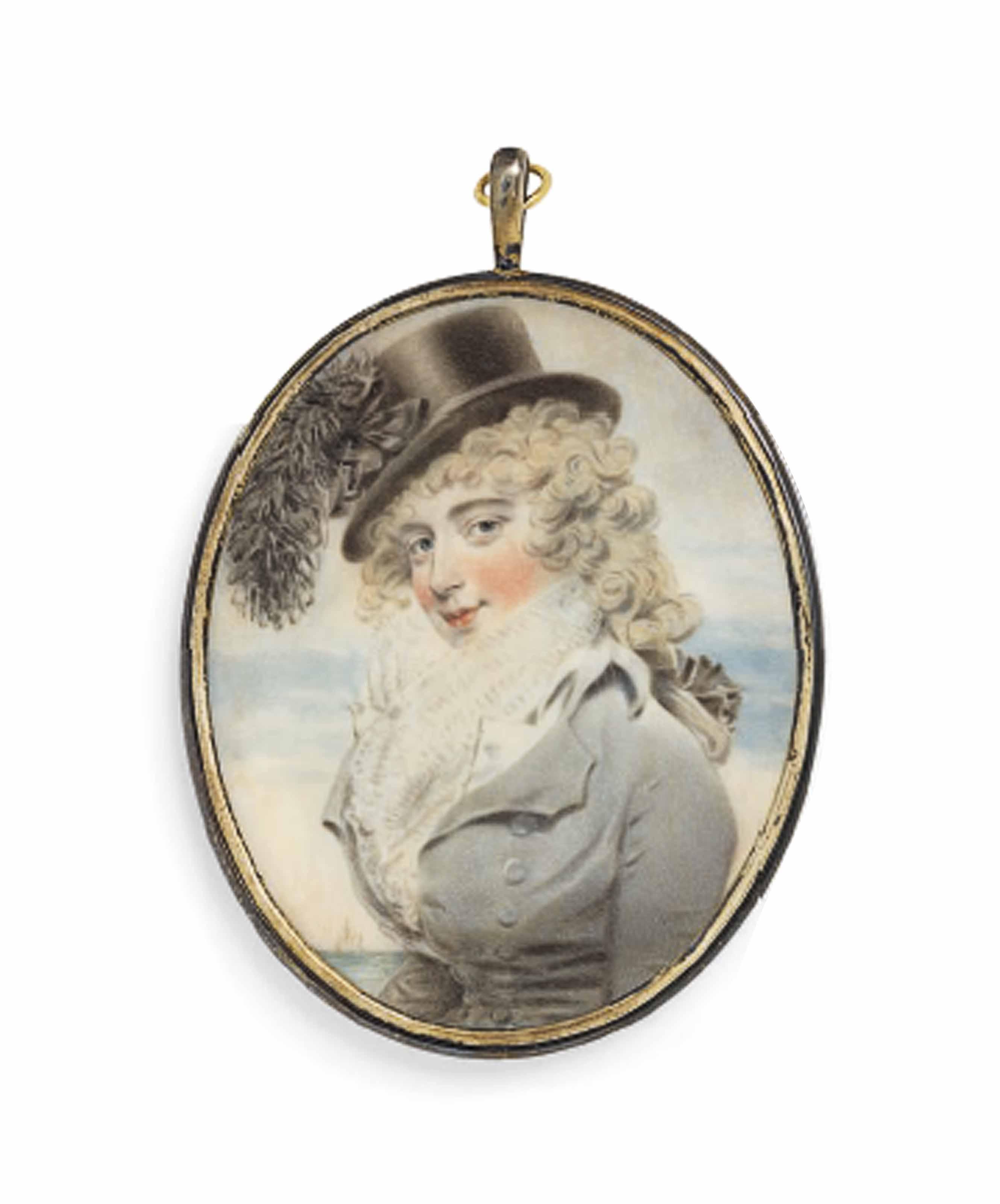 JOHN DOWNMAN, A.R.A. (BRITISH, 1750-1824)