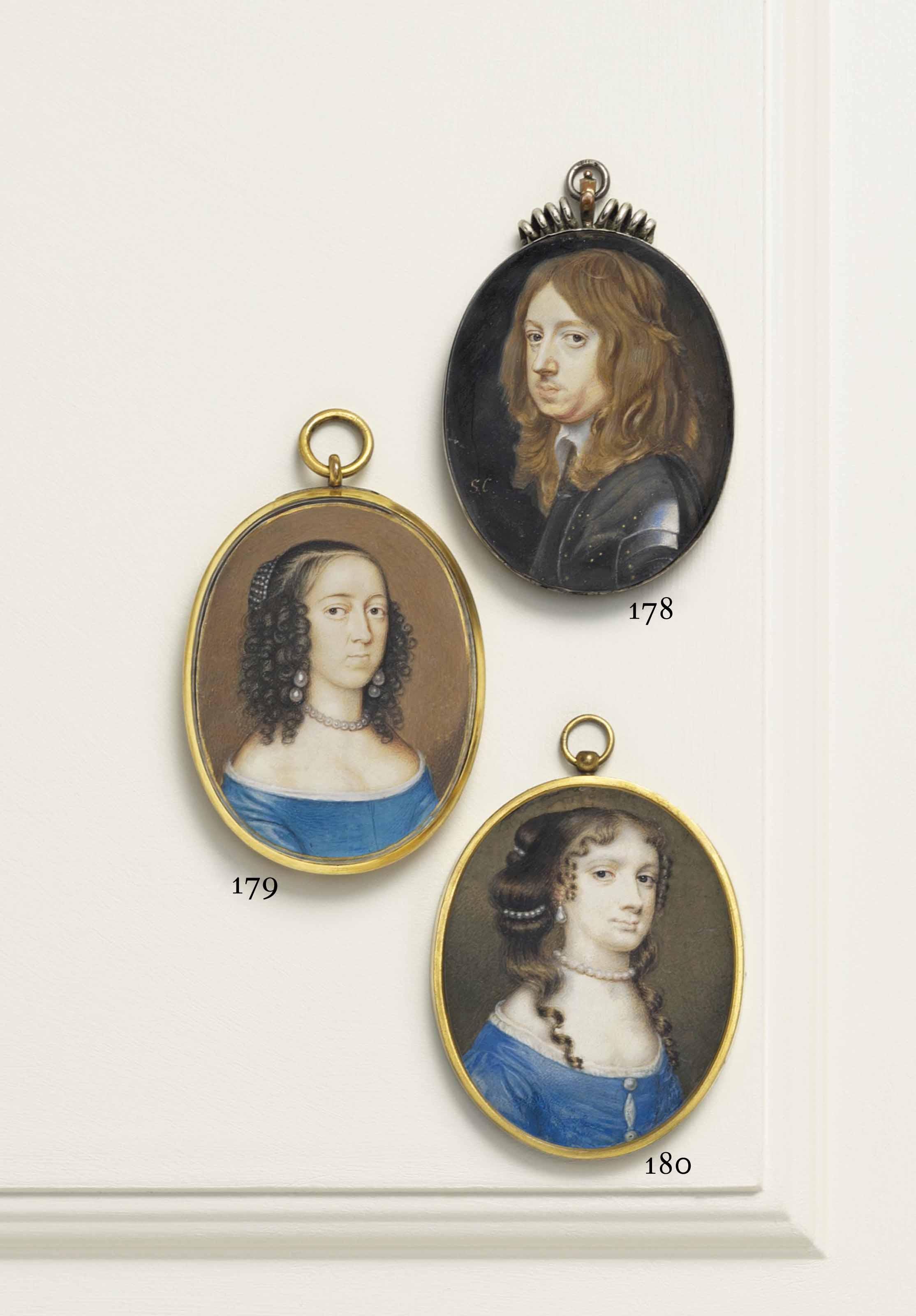 DAVID DES GRANGES (BRITISH, C. 1611 - C. 1675)