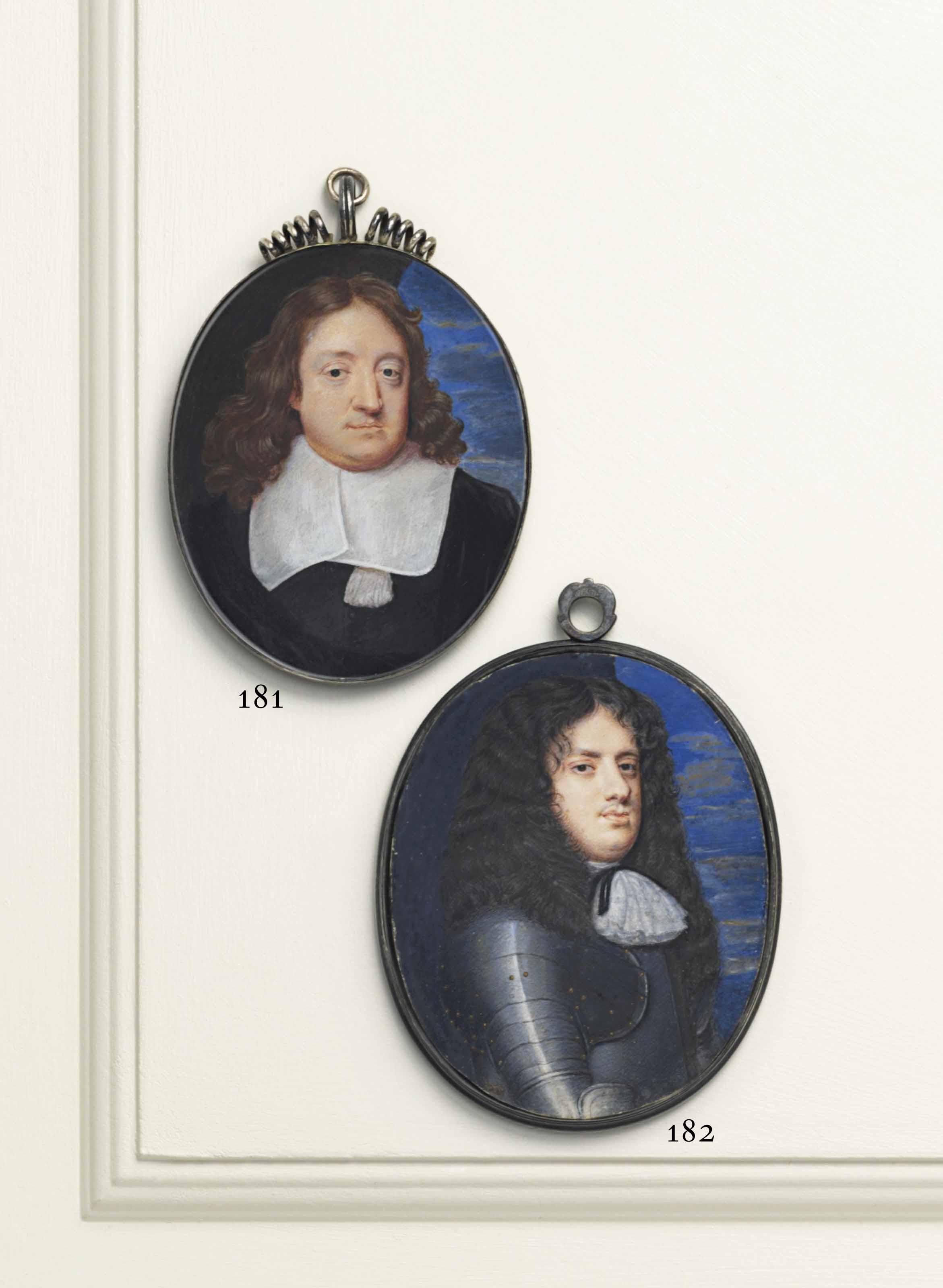 SUSAN PENELOPE ROSSE (BRITISH, C. 1652-1700) AFTER SAMUEL COOPER (BRITISH, 1609-1672)