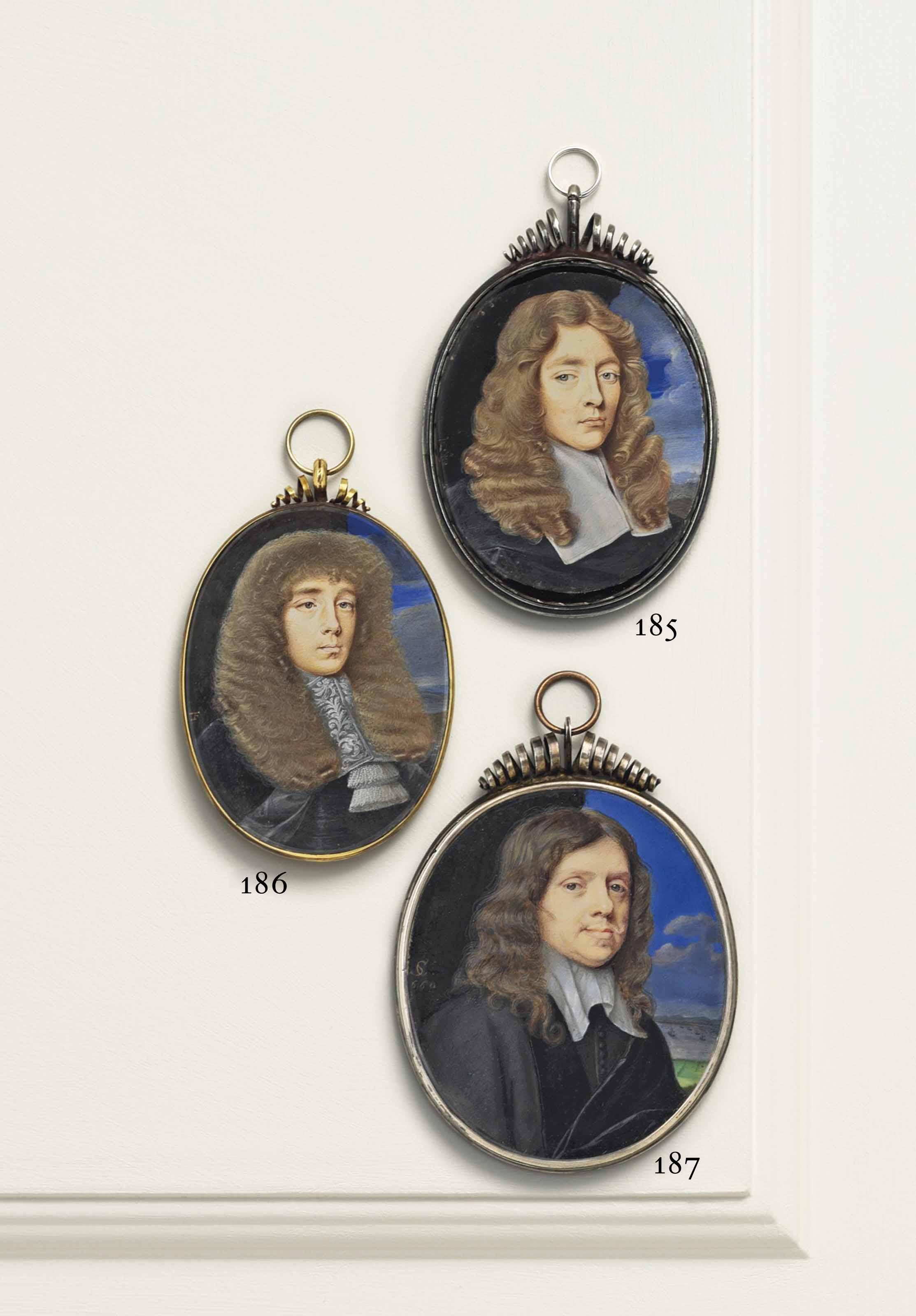 THOMAS FLATMAN (BRITISH, 1635-1688)
