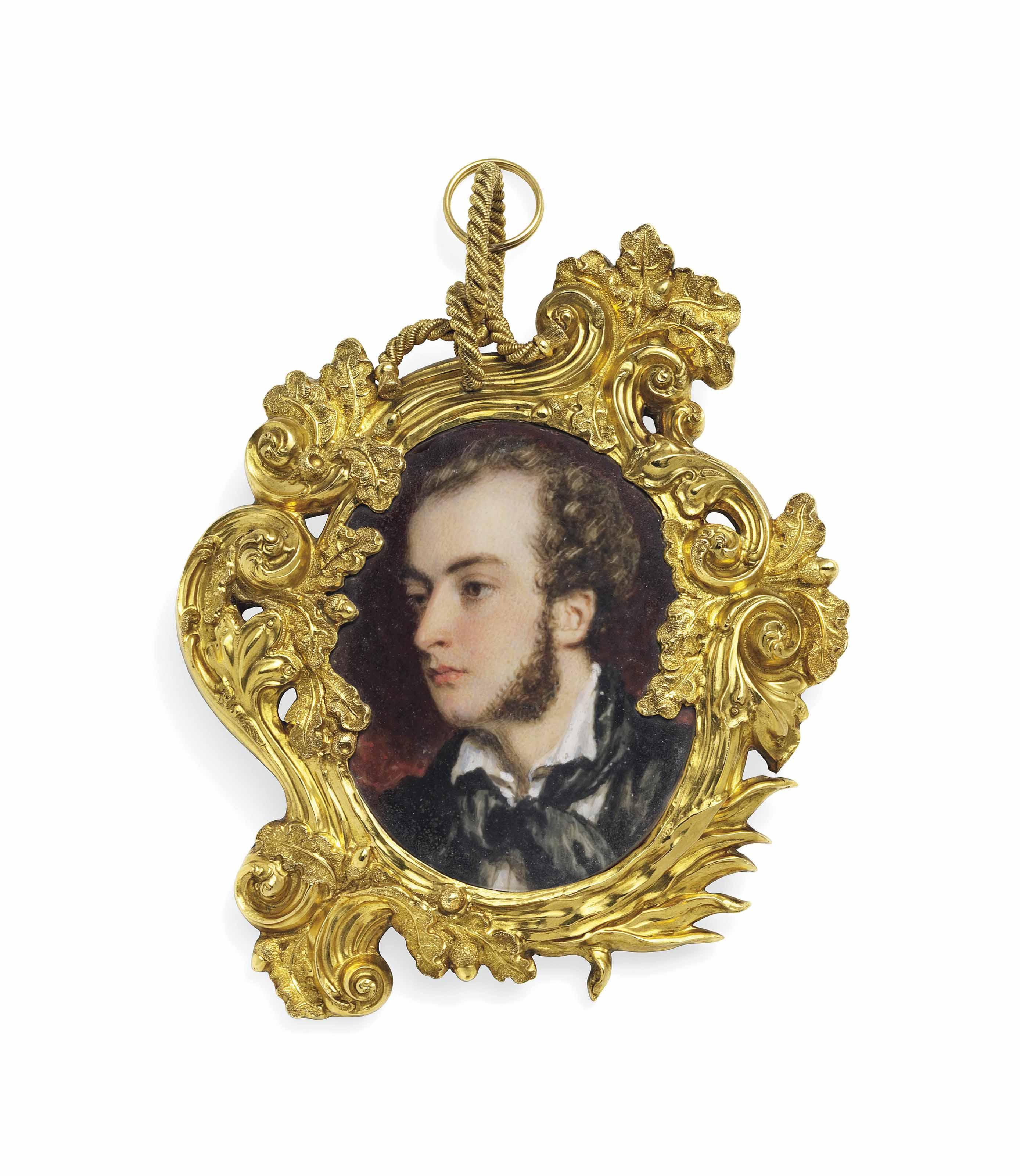 SIMON JACQUES ROCHARD (ANGLO-FRENCH, 1788-1872)
