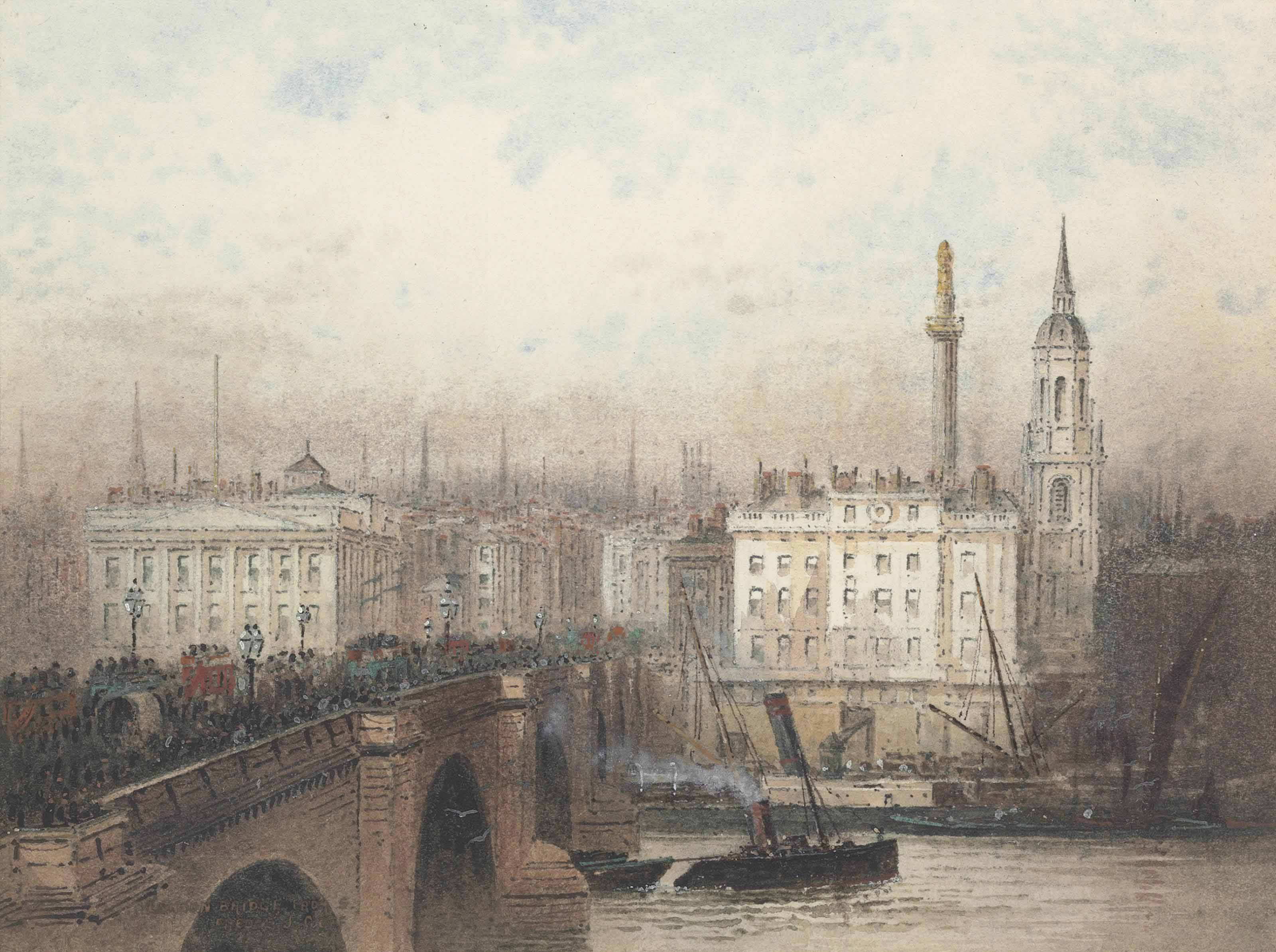 Saint Magnus the Martyr Church, London Bridge