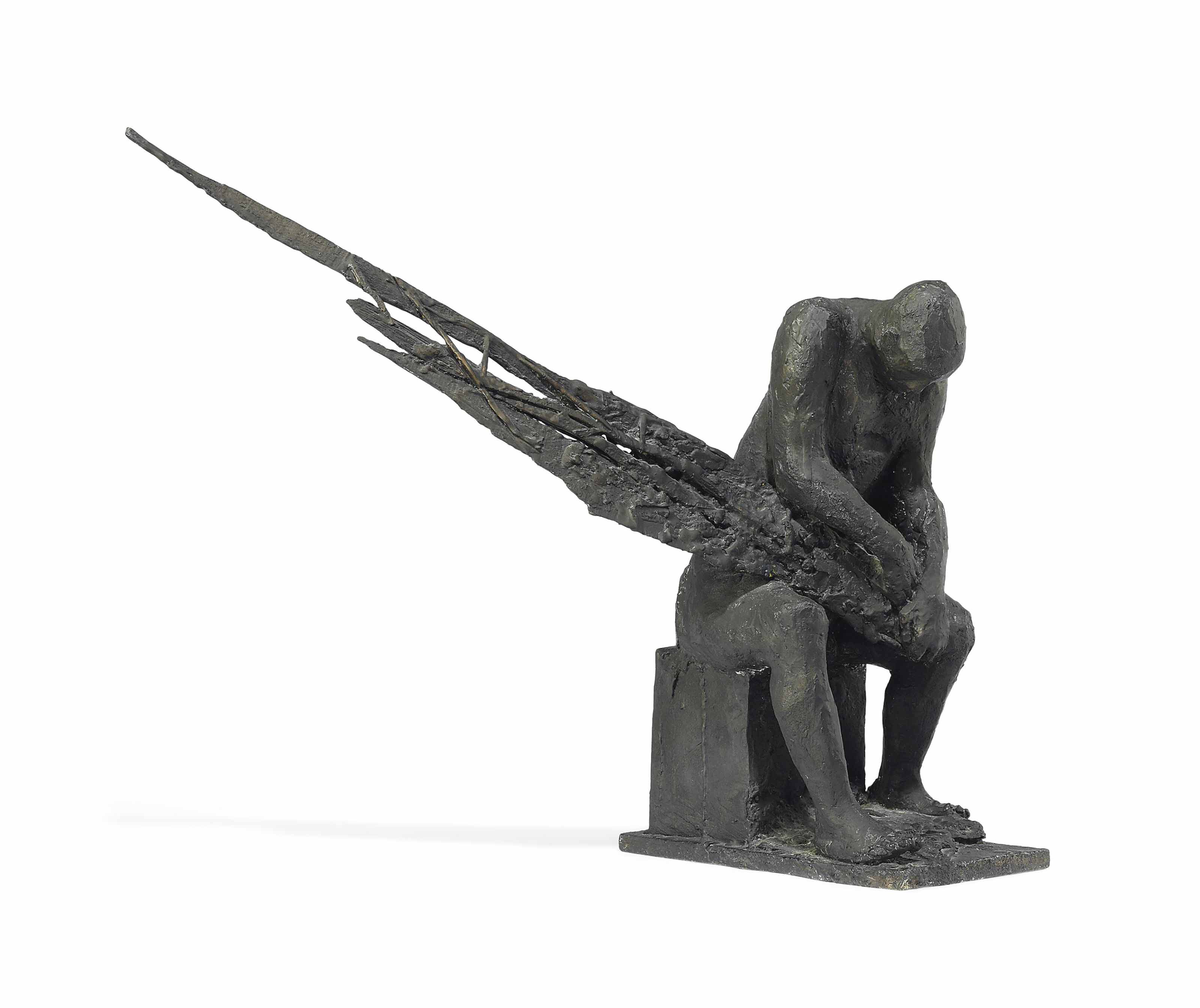 Daedalus, the wing maker