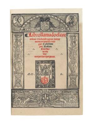 CASTIGLIONE, Baldassare (1478-