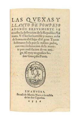 CORDERO, Juan Martin. Las Quex