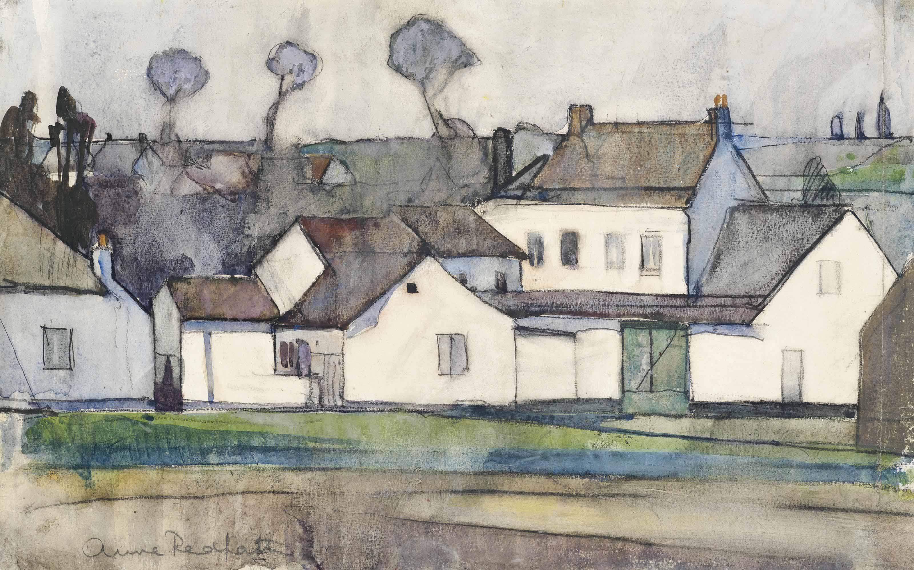 Cottages, North France