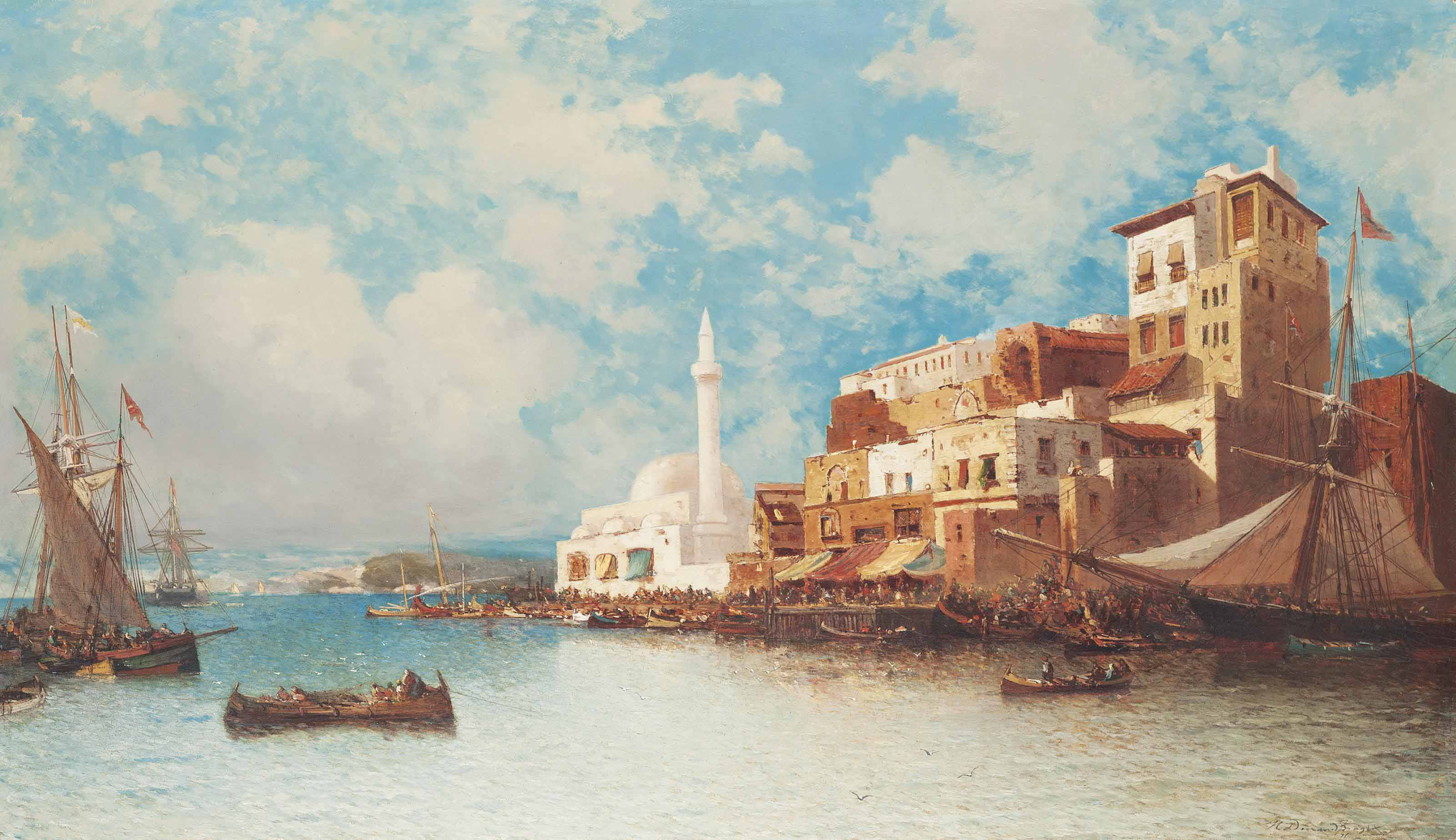 Eastern Harbour
