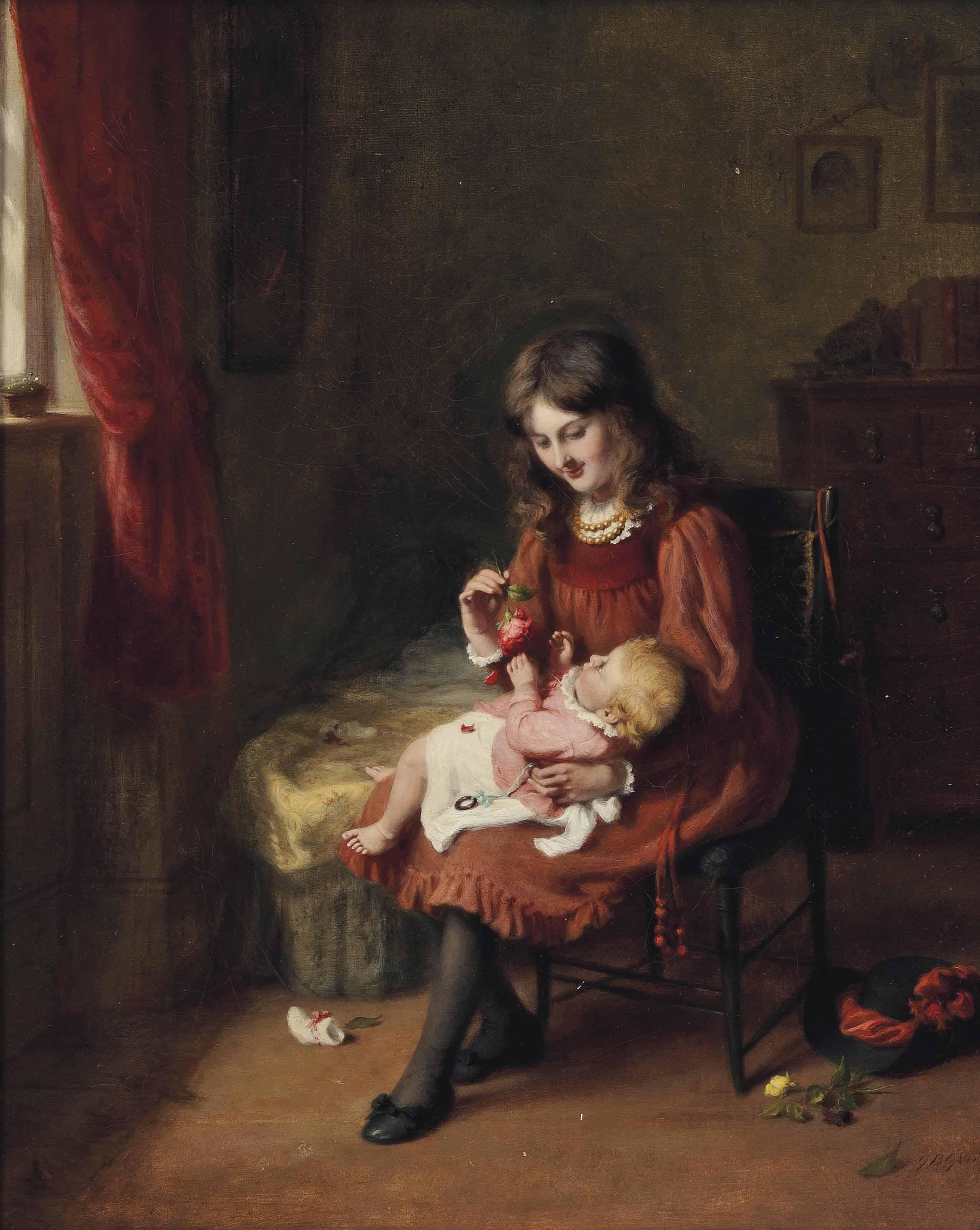 The young nurse
