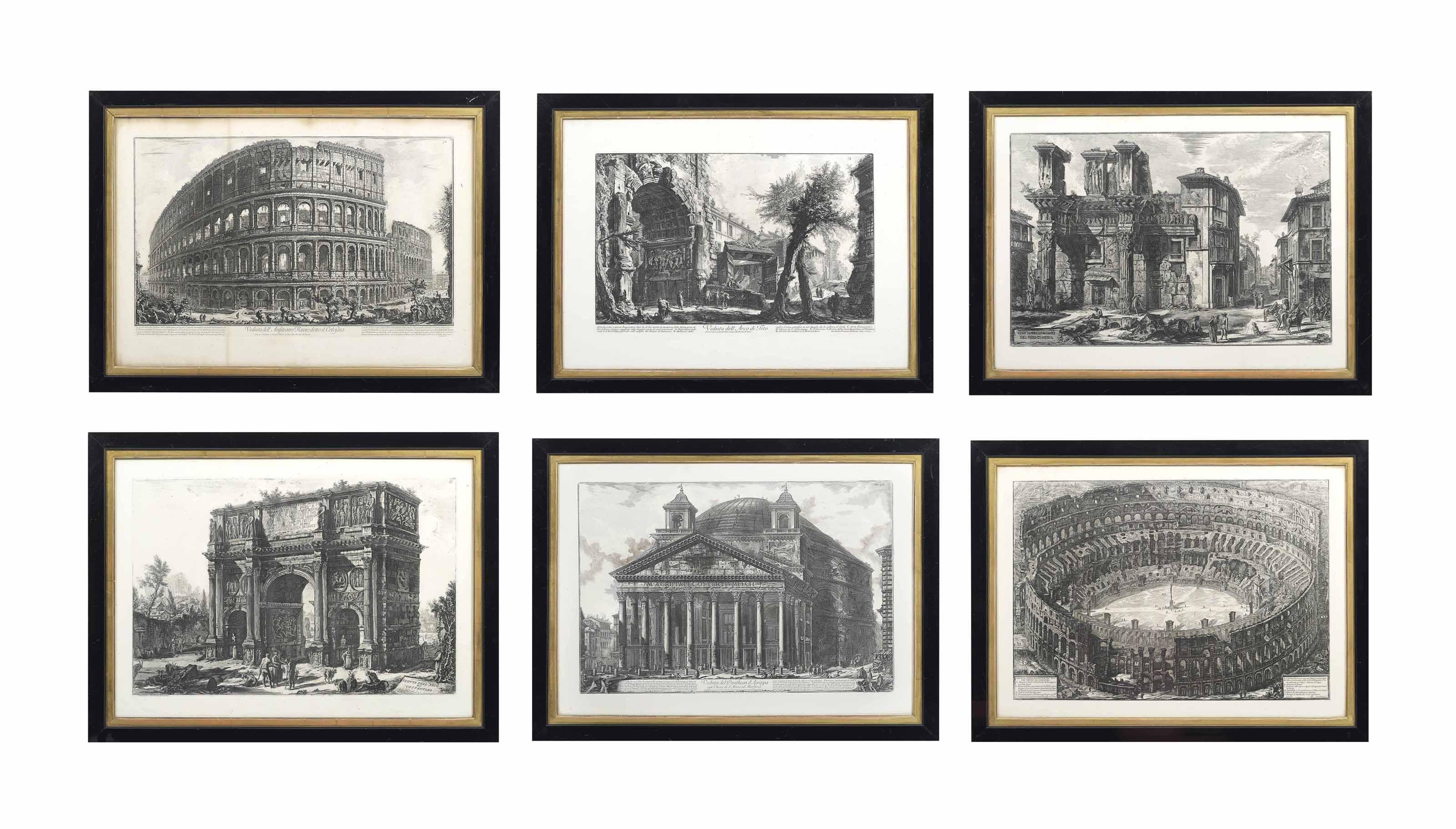 Views of Rome (Veduti di Roma)