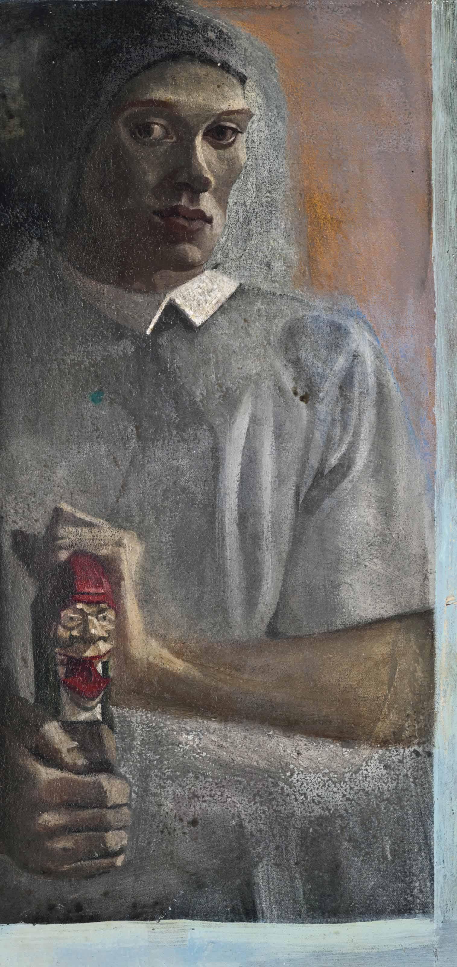 Portrait, 1984/1985