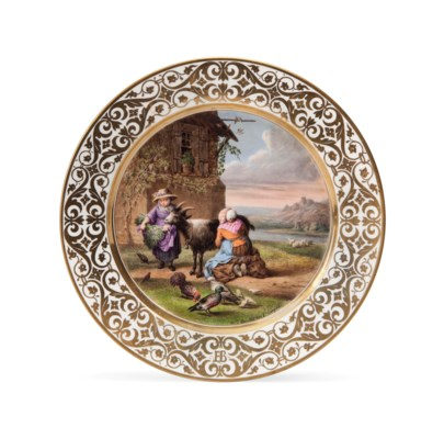 A SEVRES (LOUIS-PHILIPPE) CABI