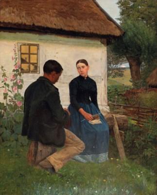 Gustaf Vermehren (Danish, 1863