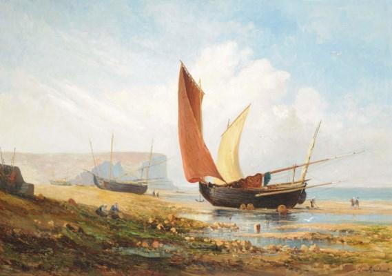 Leon Gaucherel (French, 1816-1