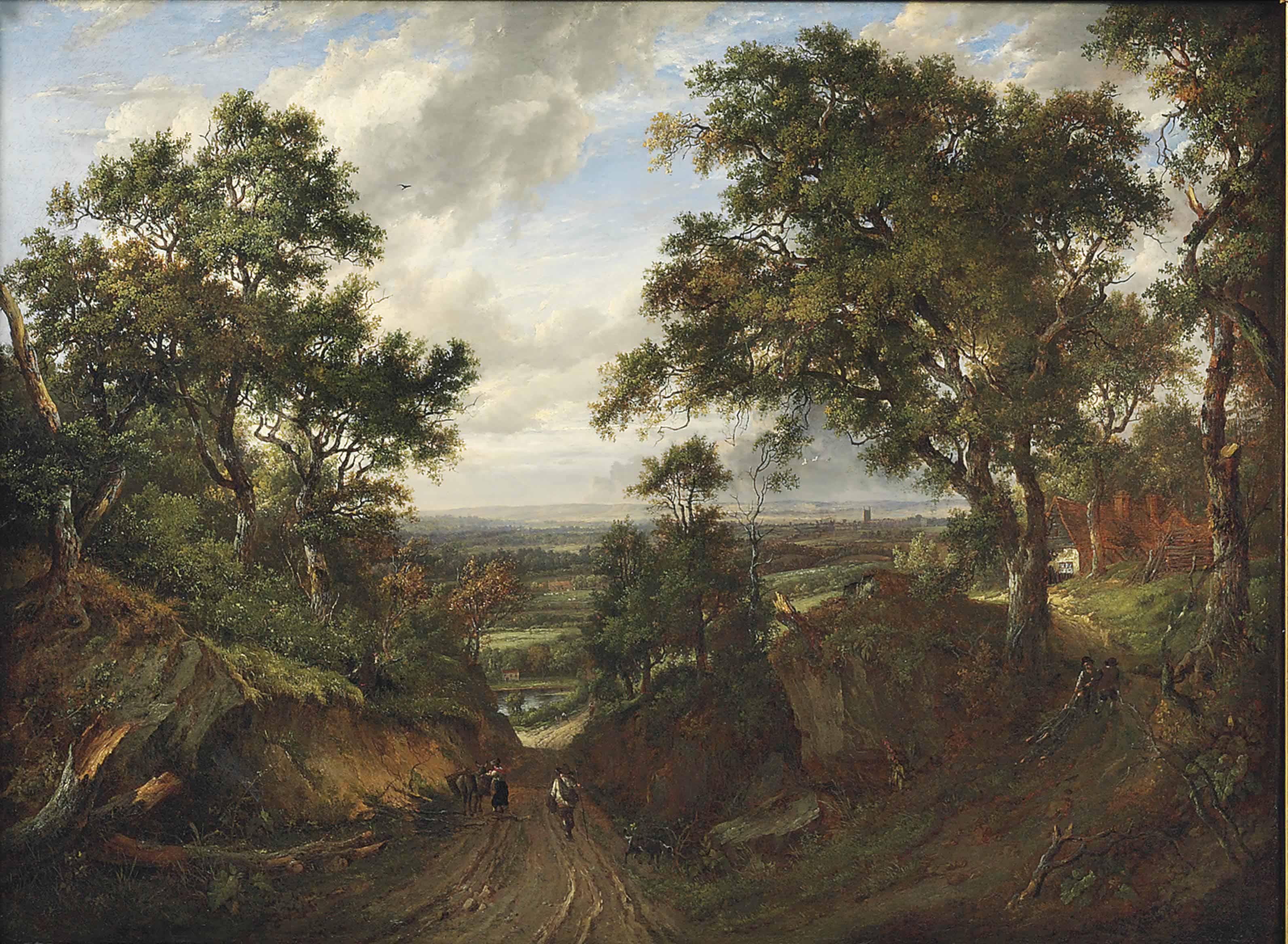 A View near East Grinstead