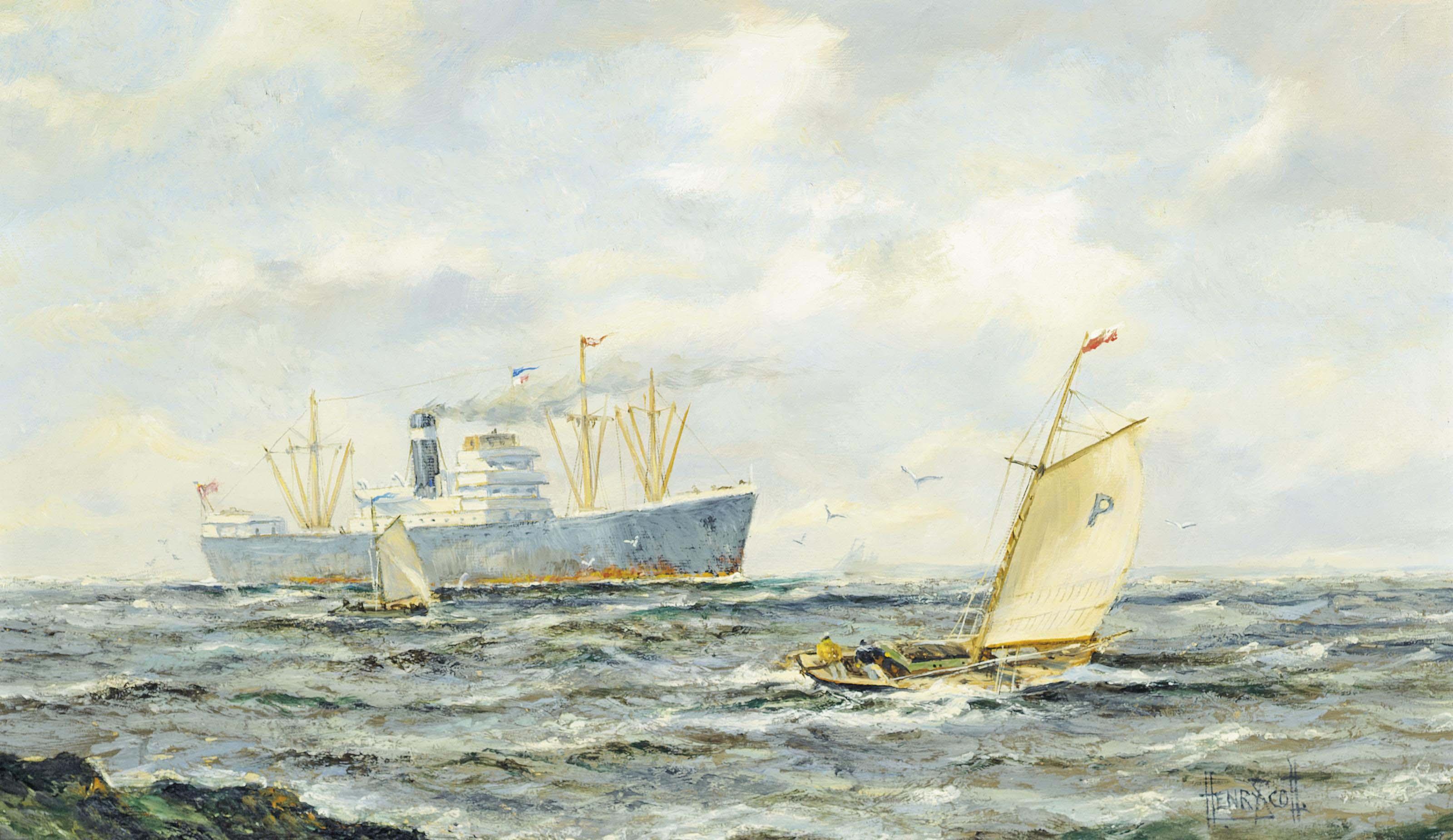 'Cargos from lands afar'