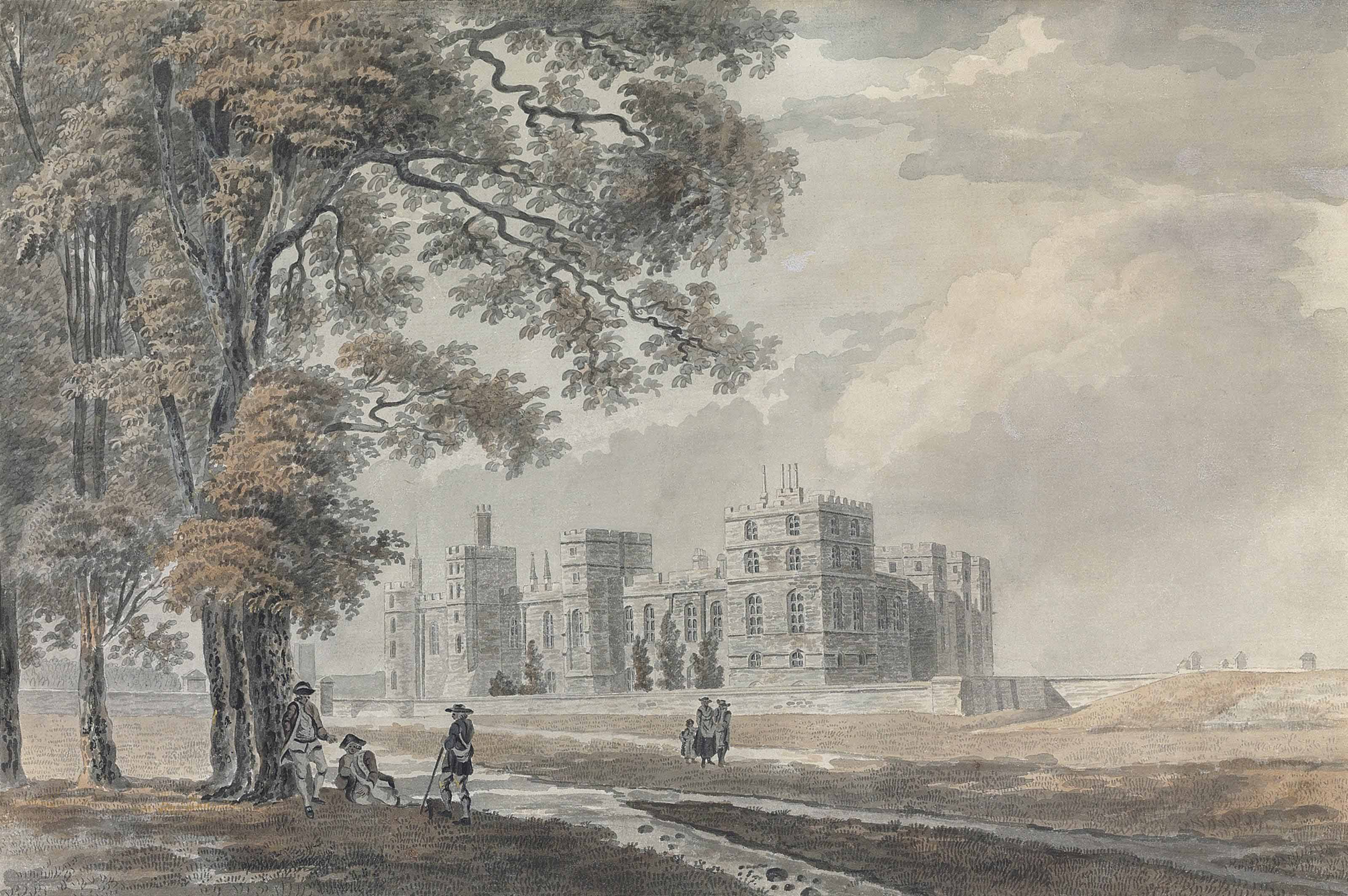 Windsor Castle, Berkshire, from the South-East