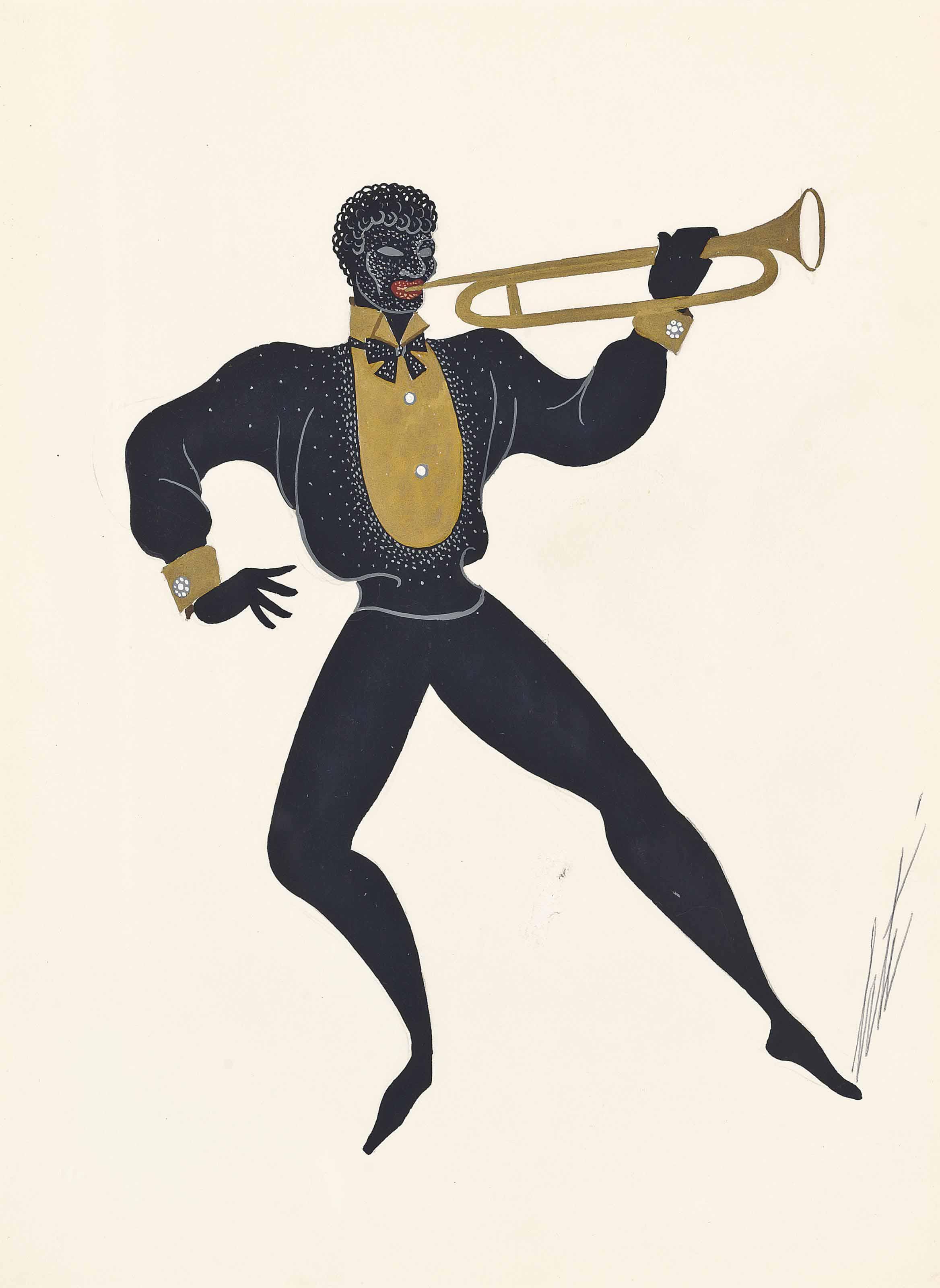 Le trompettiste