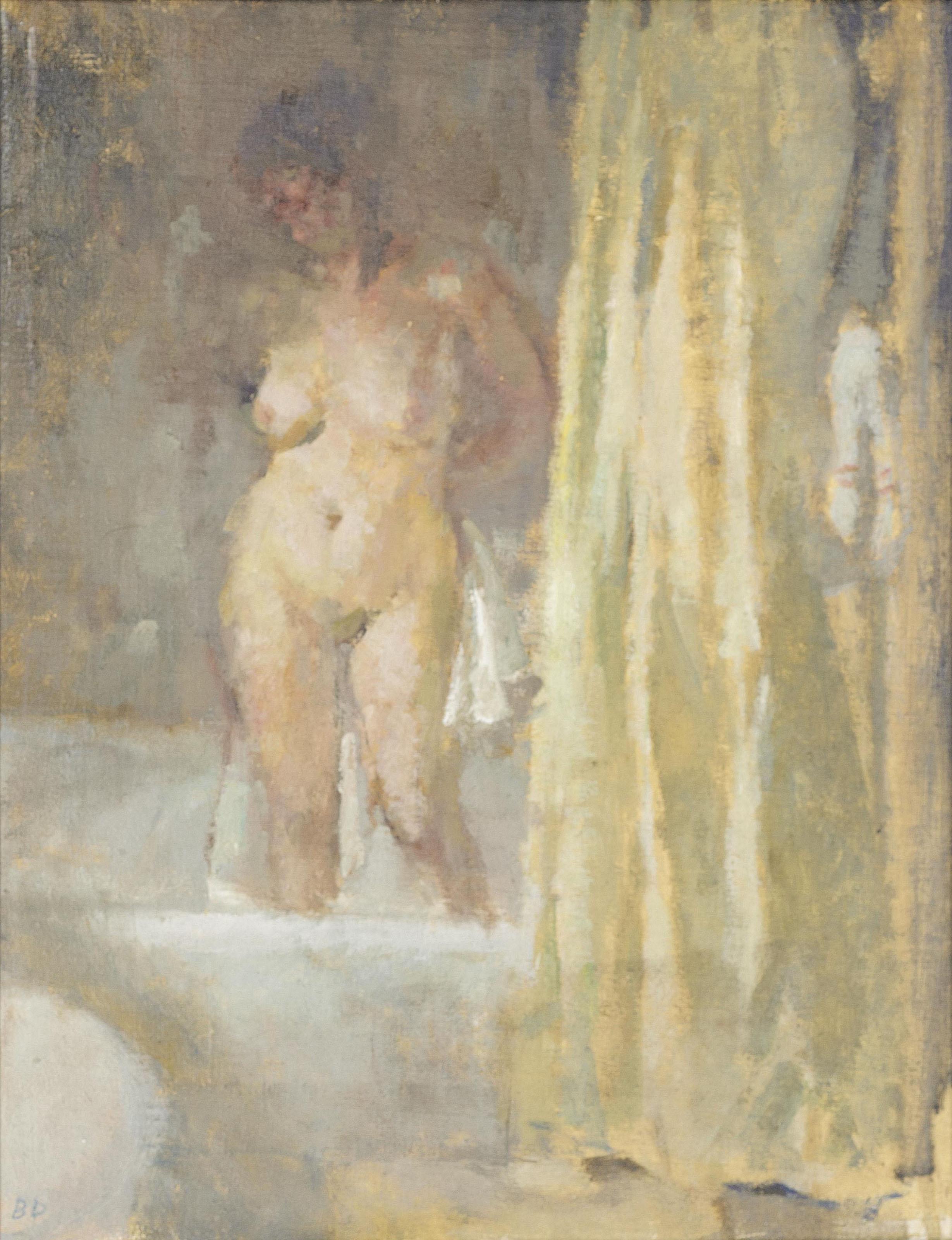 Bath in the Cabin