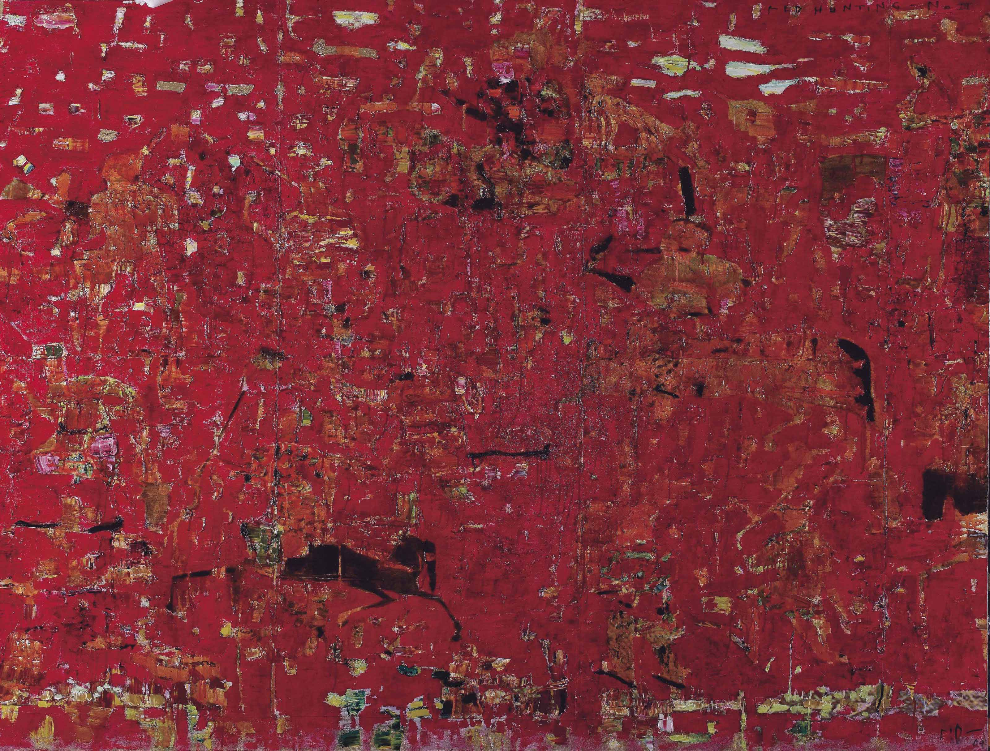 RED HUNTING NO III