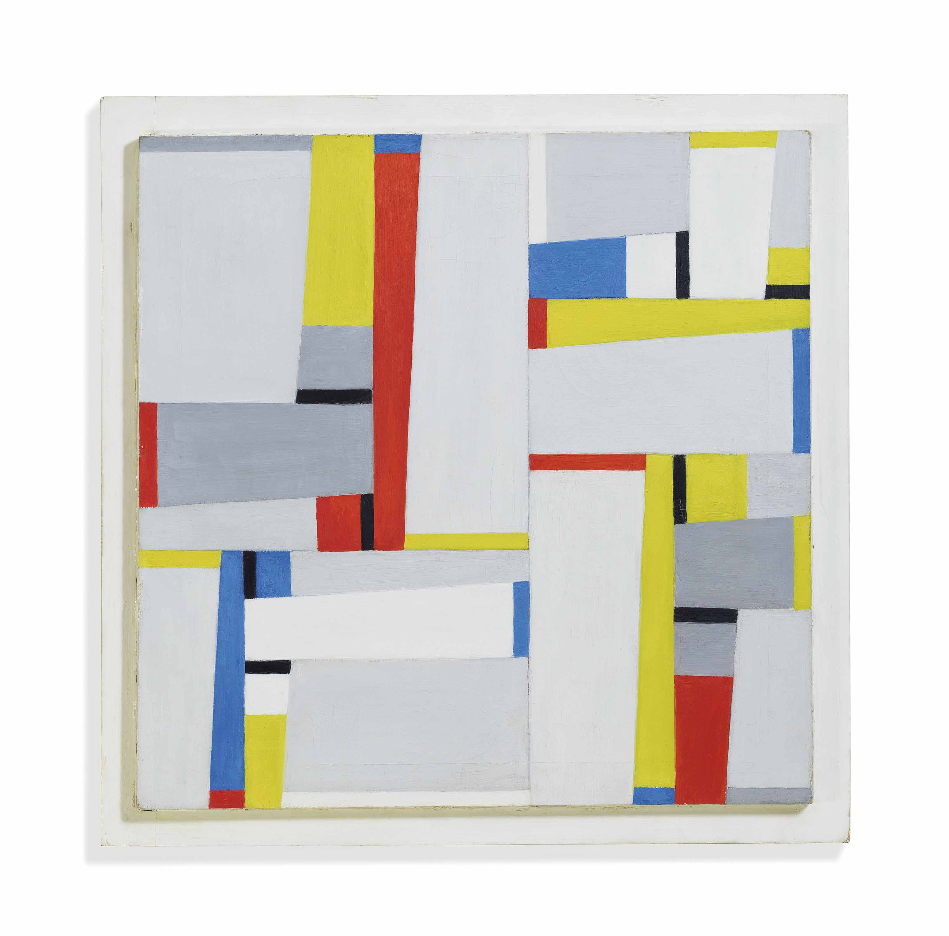 Relational Painting Nr. 96, 1966