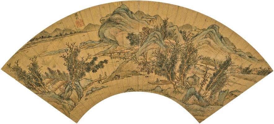 SUN ZHI (16TH-17TH CENTURY)