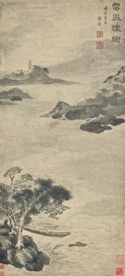 ZHANG FU (1546-AFTER 1631)