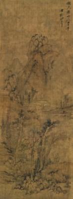 QI ZIJIA (1594-AFTER 1683)