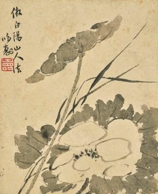 CHEN HONGSHOU (1768-1822)