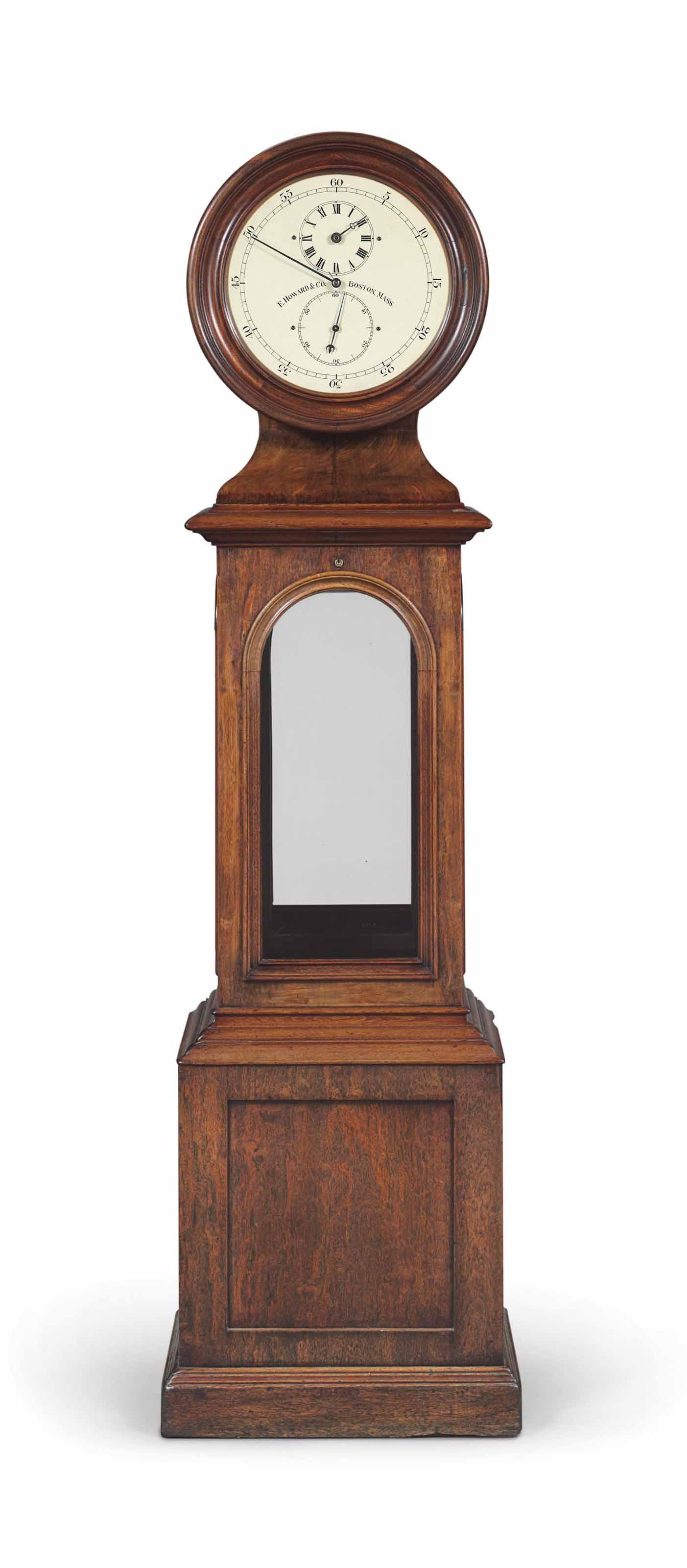 An Astronomical Regulator Floor Clock
