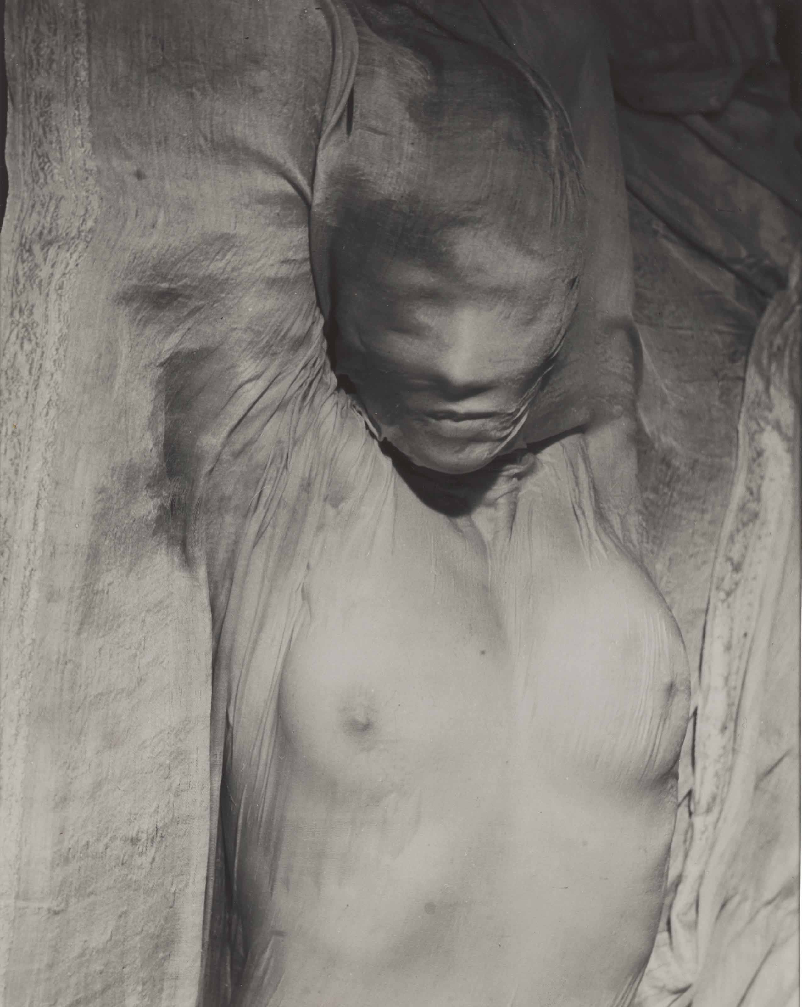 Nude under Wet Silk, Paris, 1939