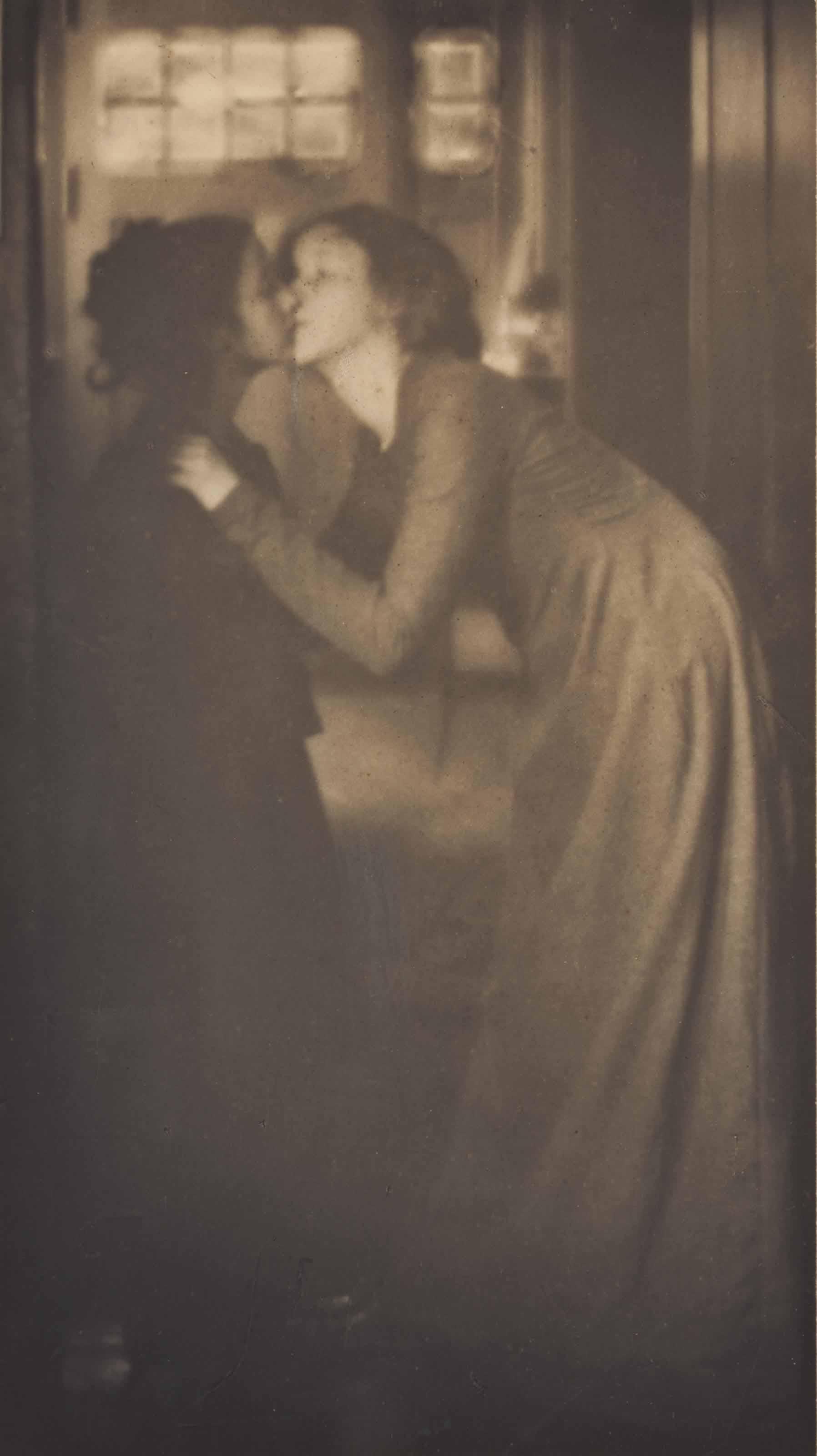 The Kiss, 1904