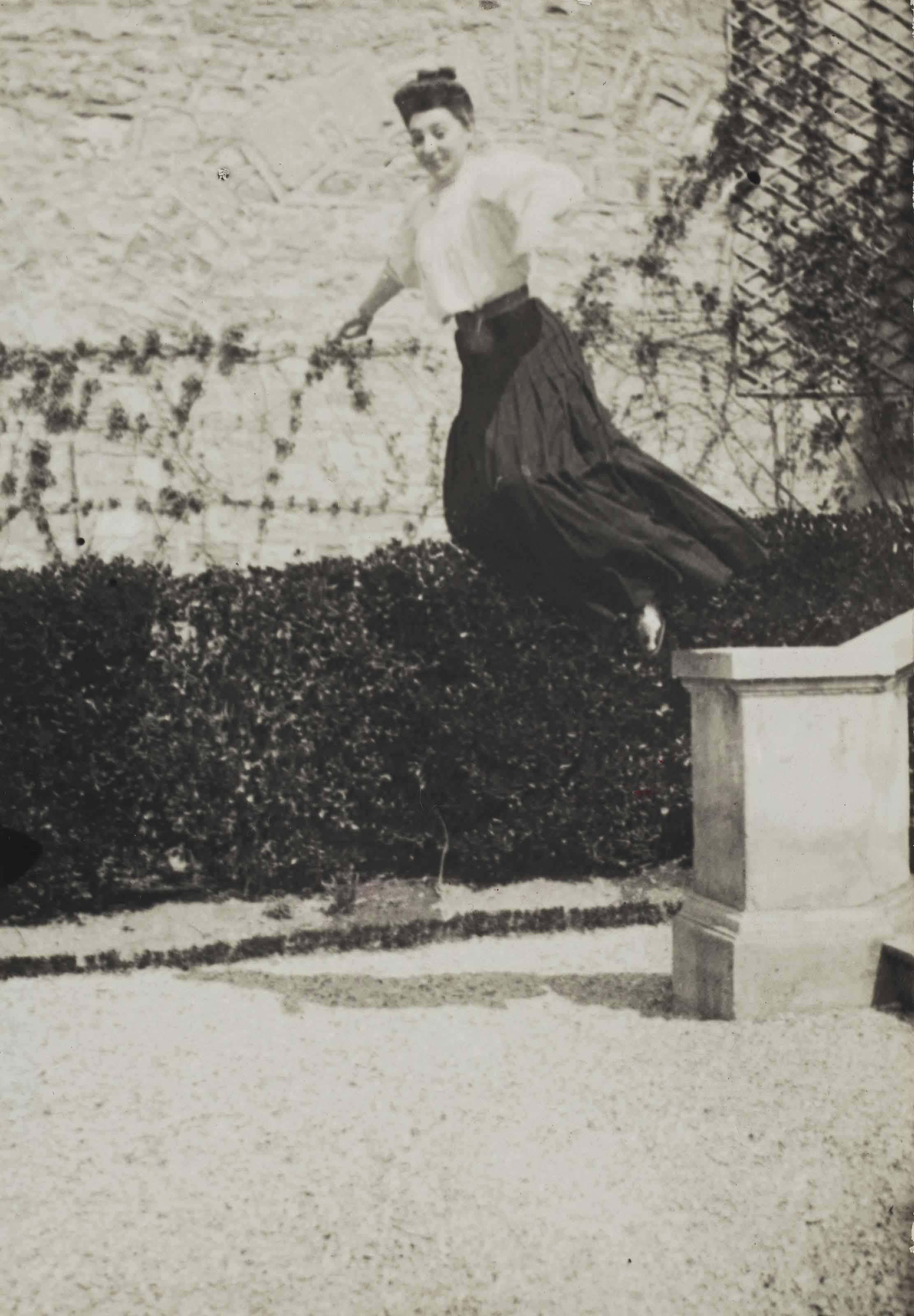 Bichonnade en Vol, 1905