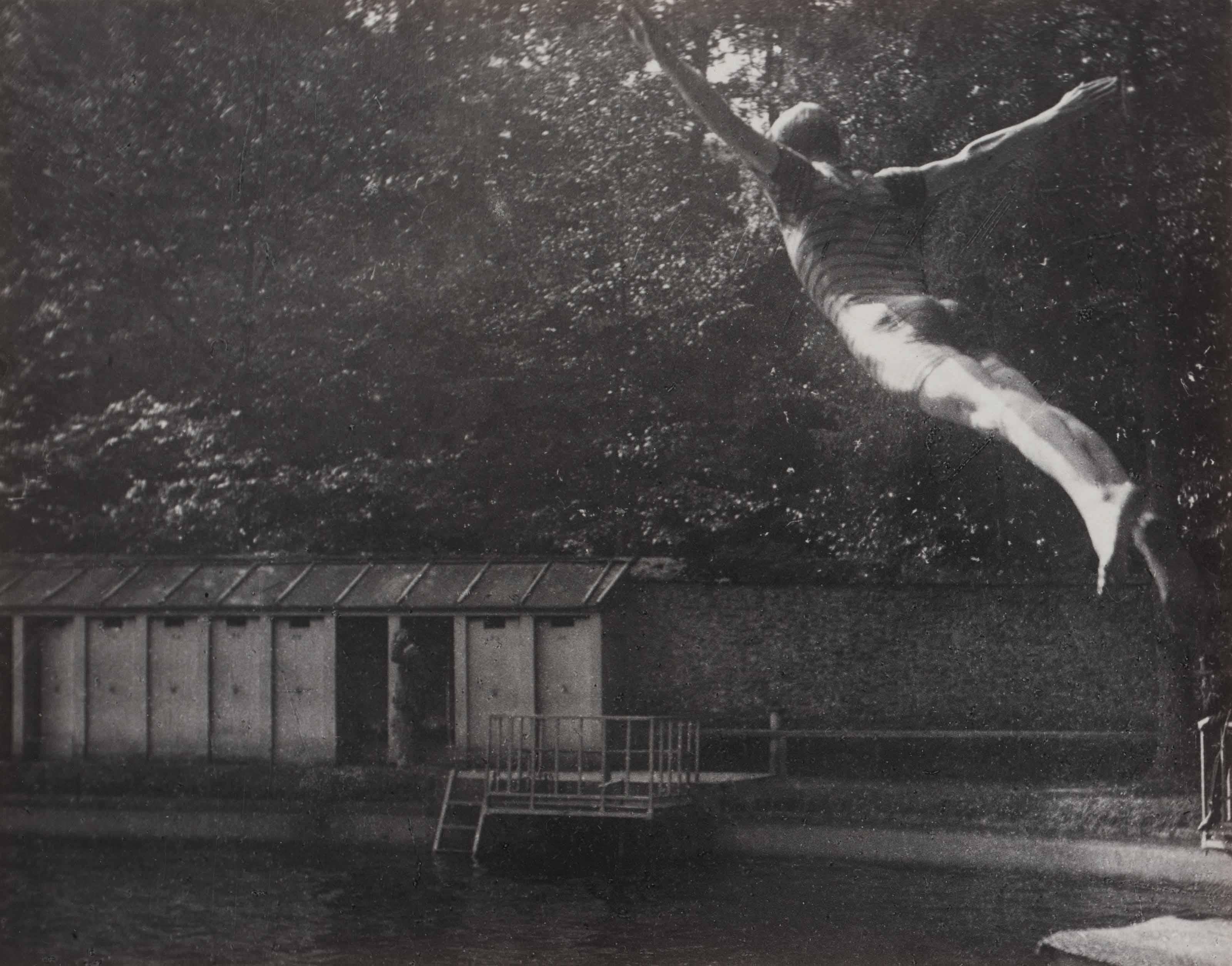 Plongeur, Rouzat, c. 1908
