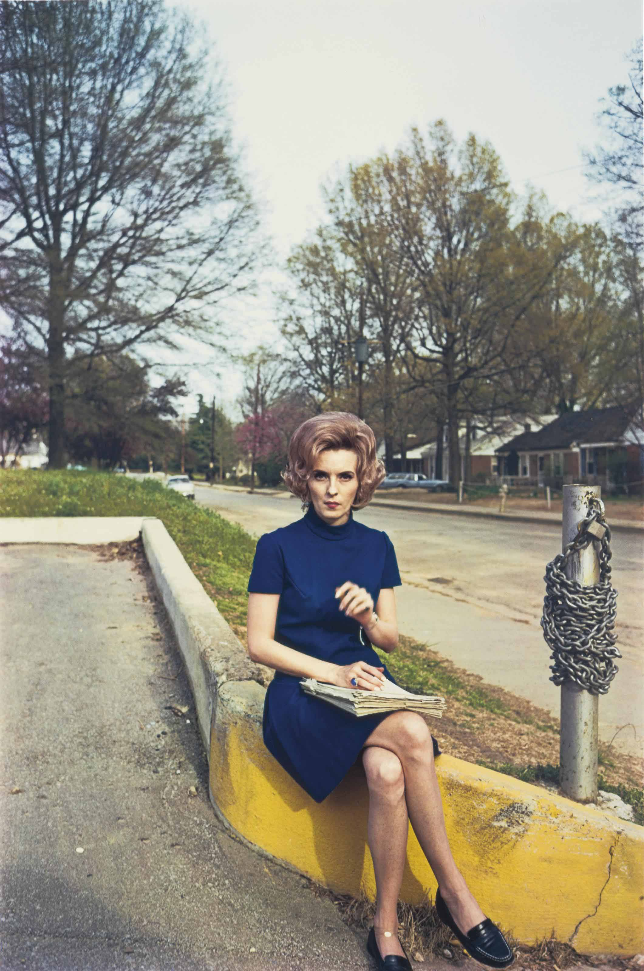 Untitled (Memphis), 1971