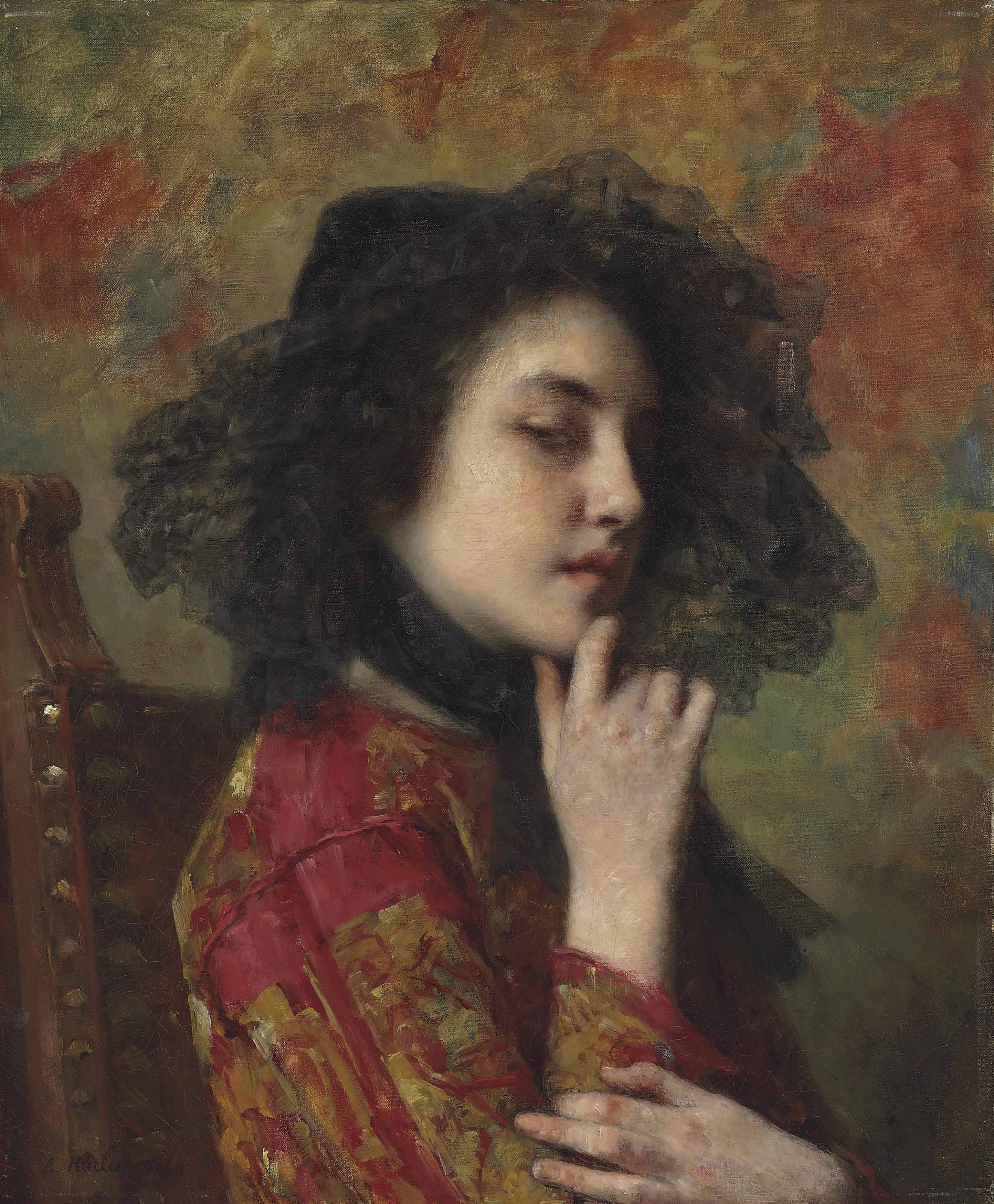 Portrait of a Georgian Princess
