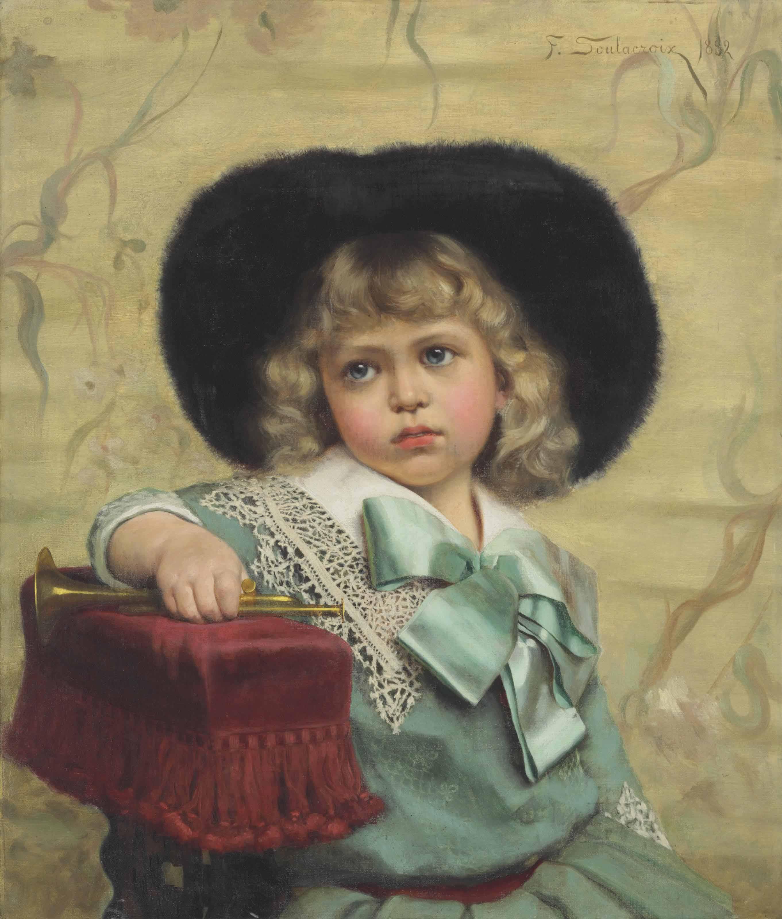 The Little Bugle Boy