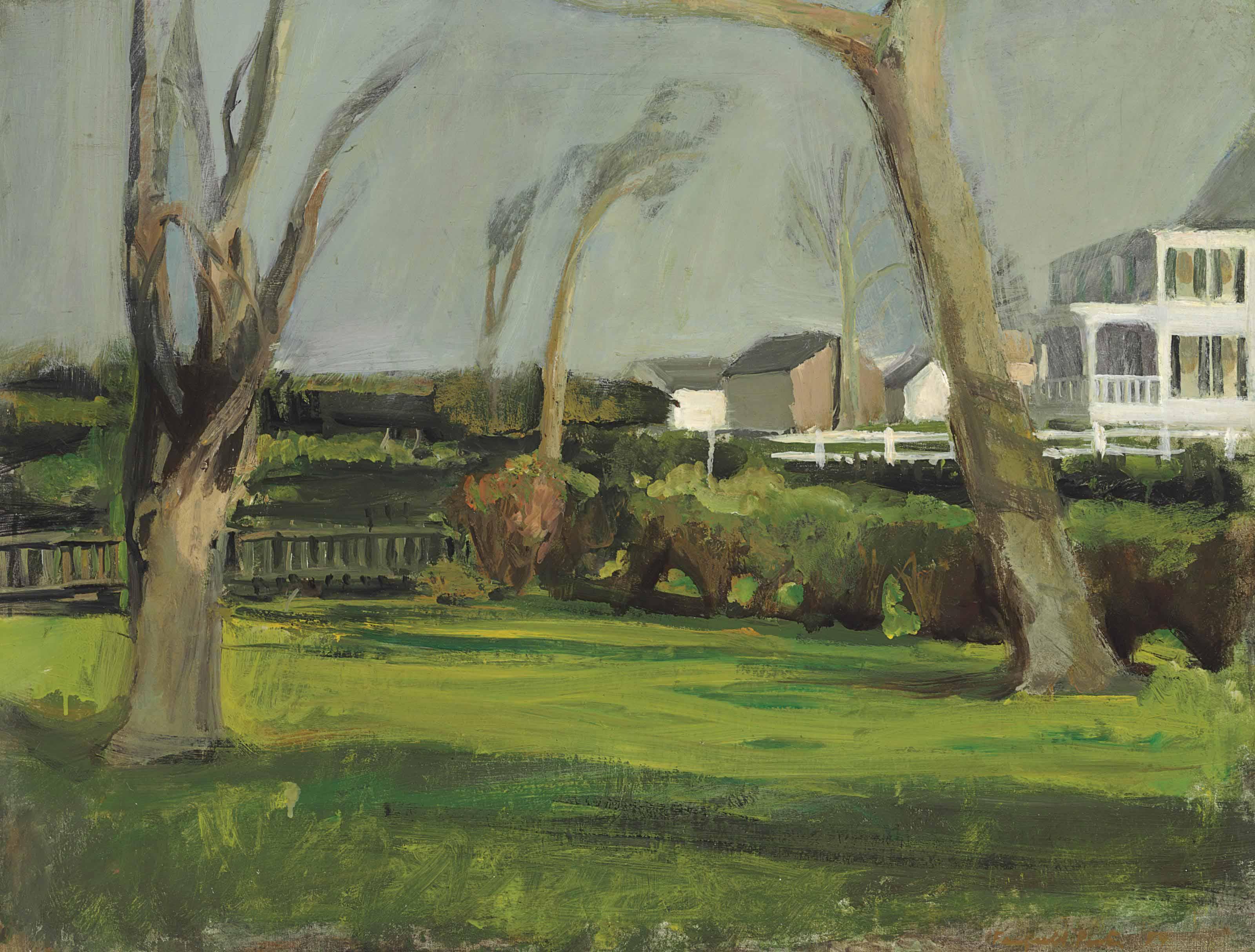 Southampton Backyards