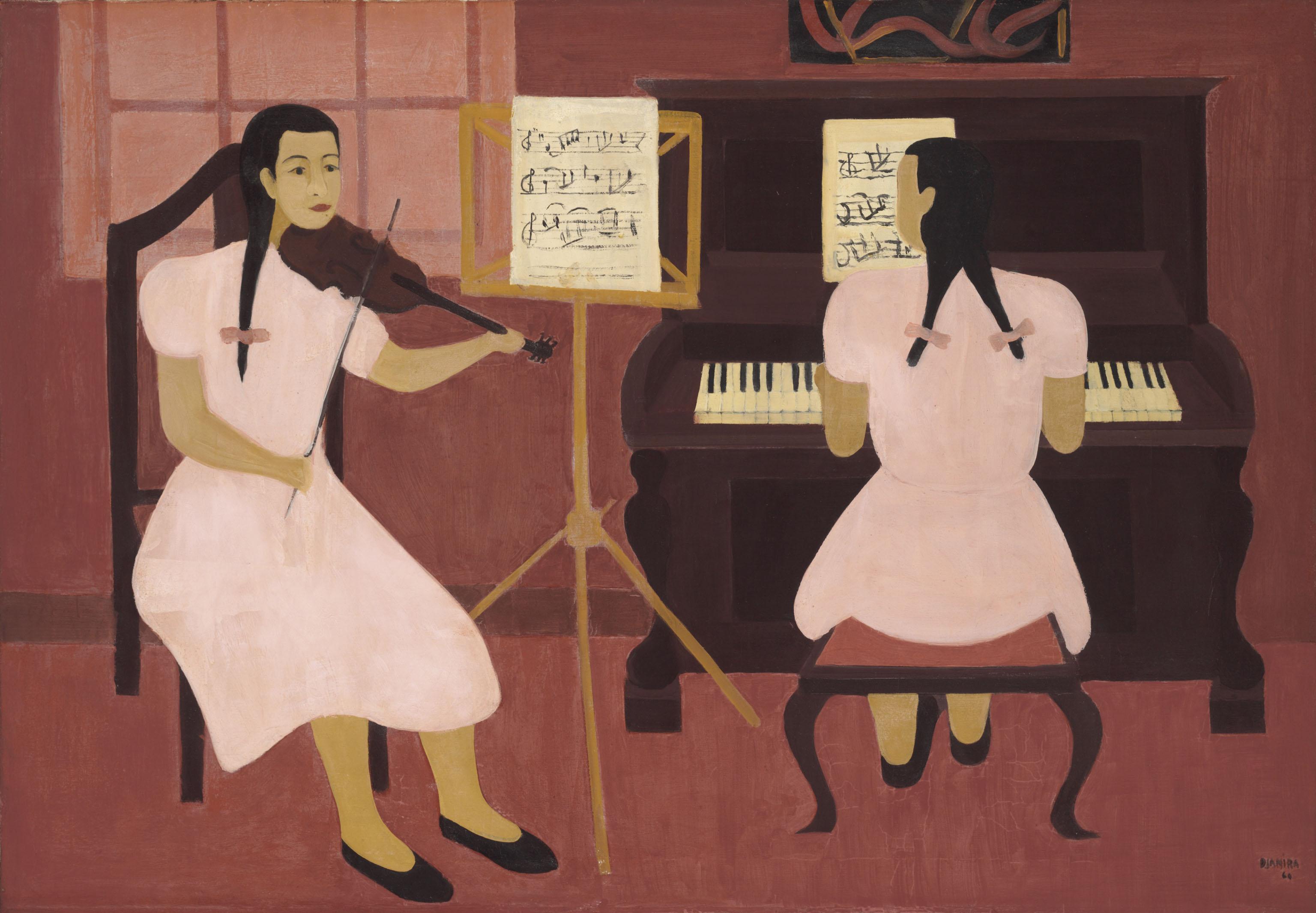 Piano e violino
